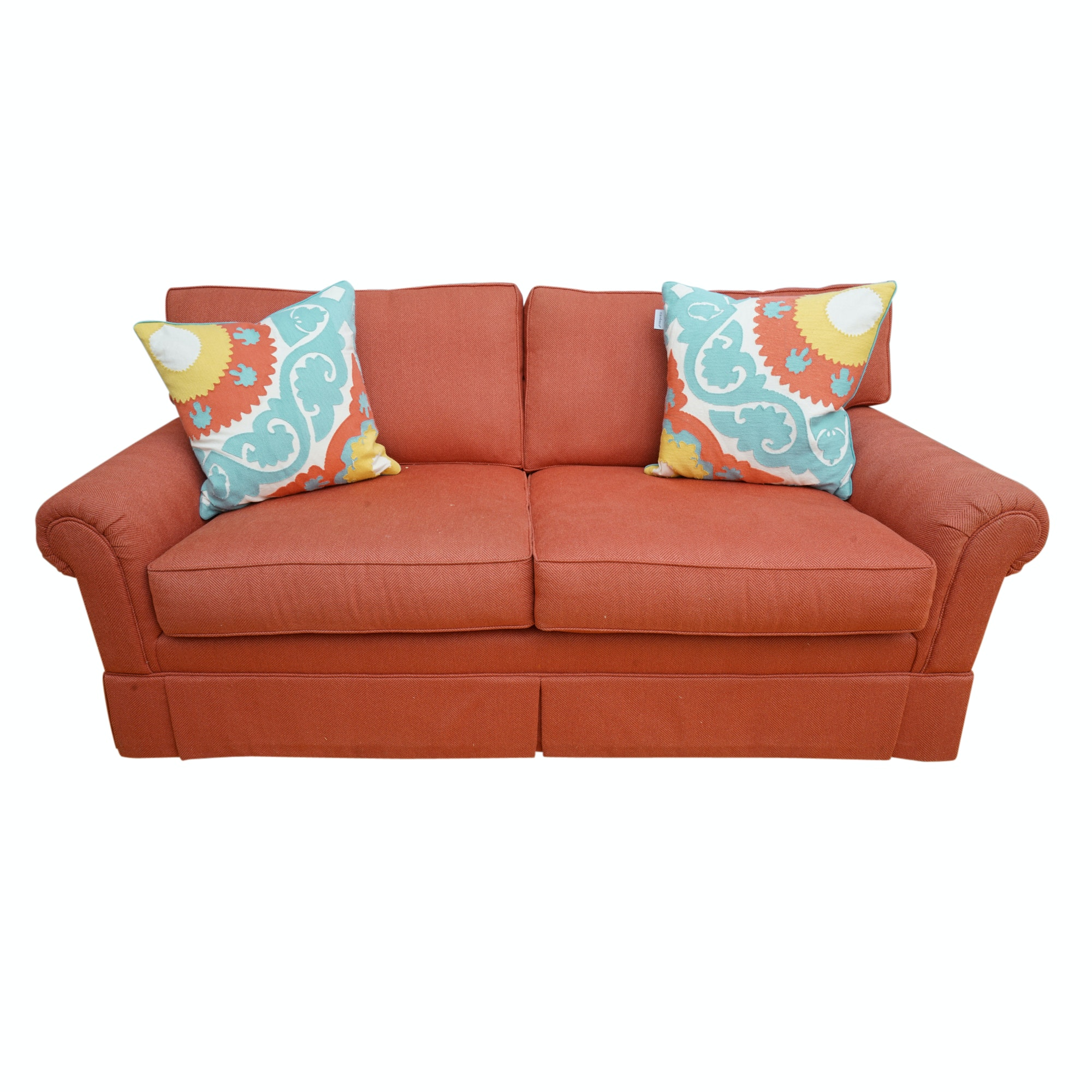 Contemporary Upholstered Sofa by Pearson
