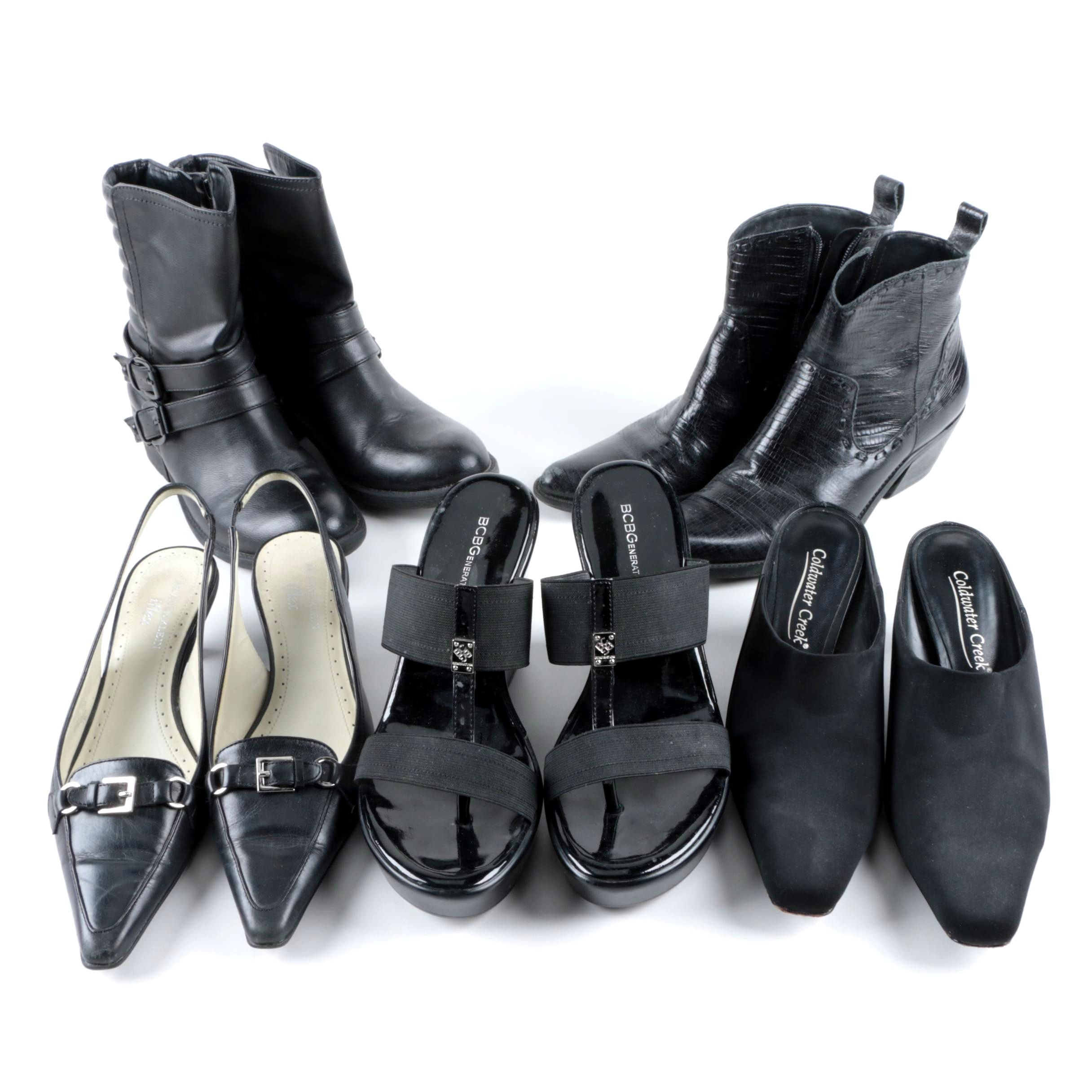 Women's Shoes Including Anne Klein and BCBGeneration