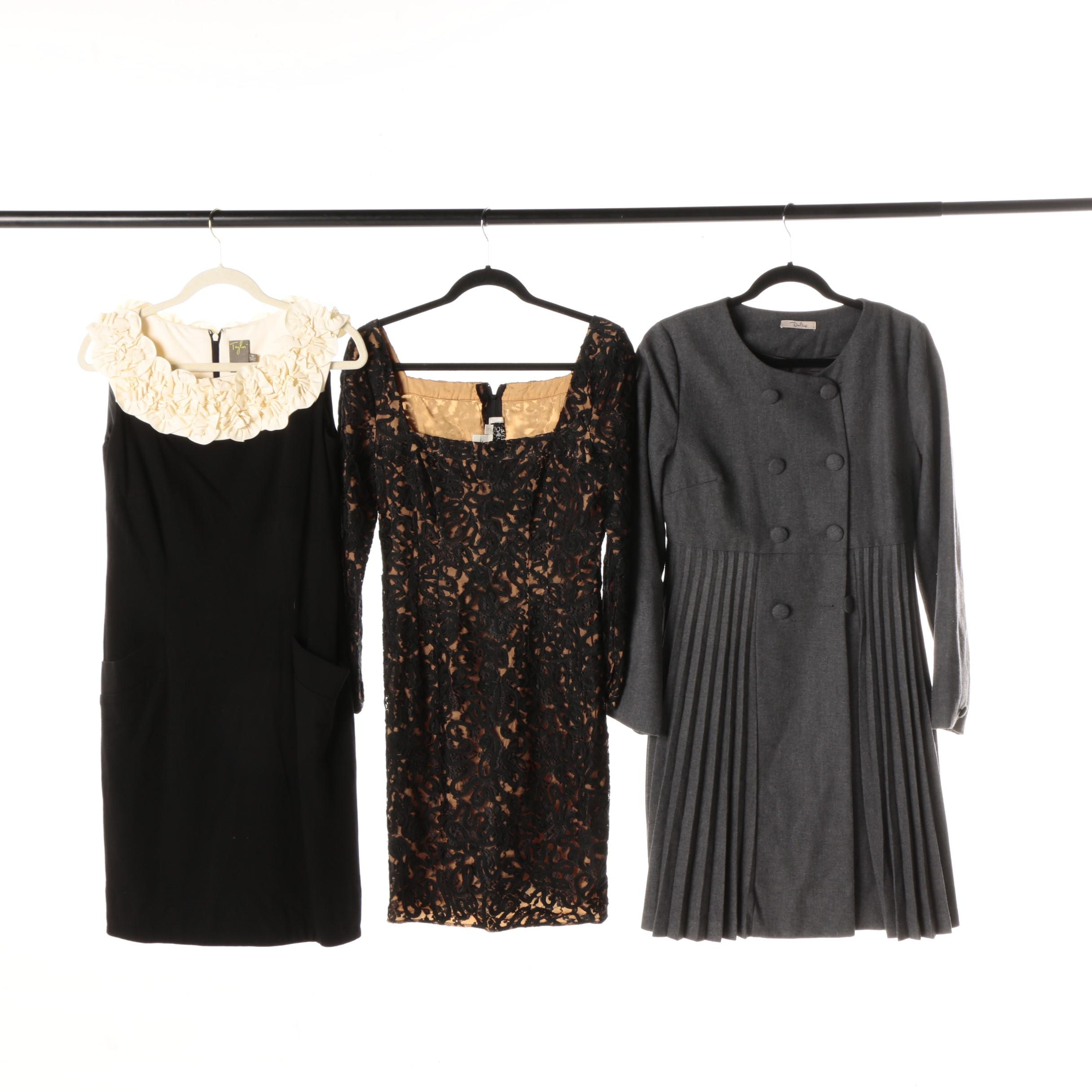 Women's Dresses with Carmen Marc Valvo
