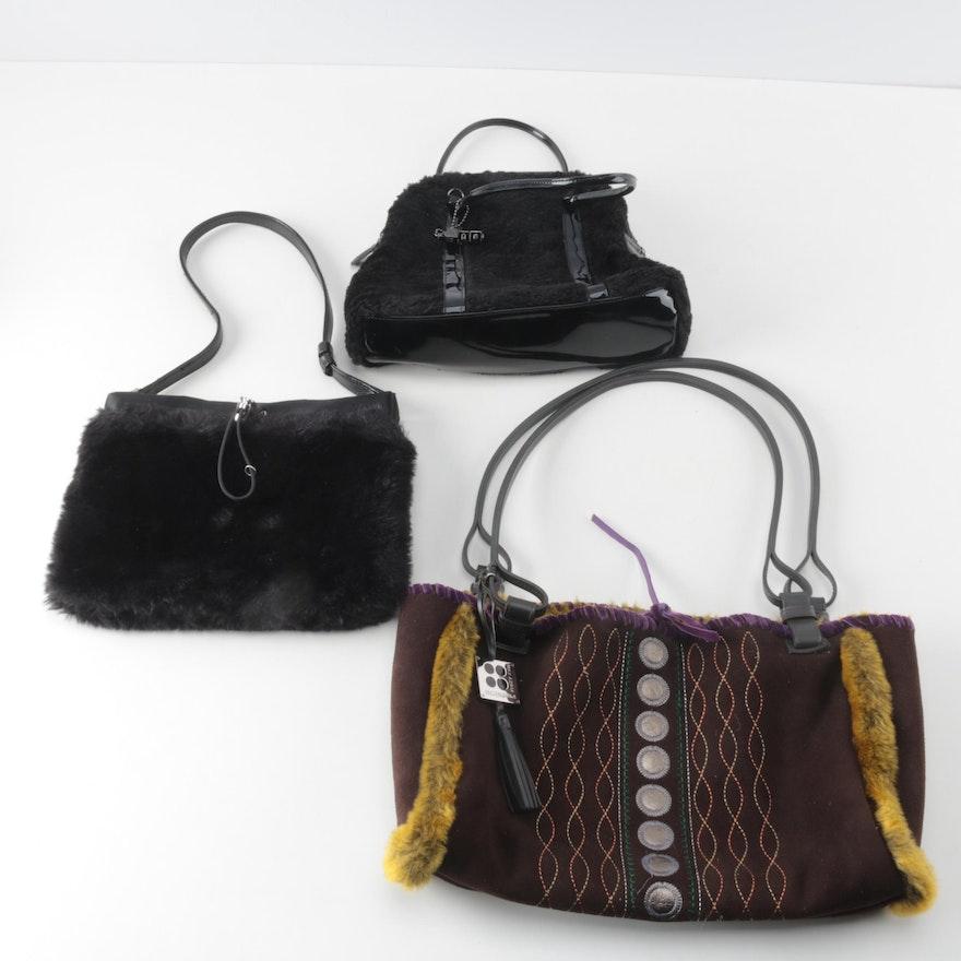 Handbags Including BCBGirls 6ace33037844c