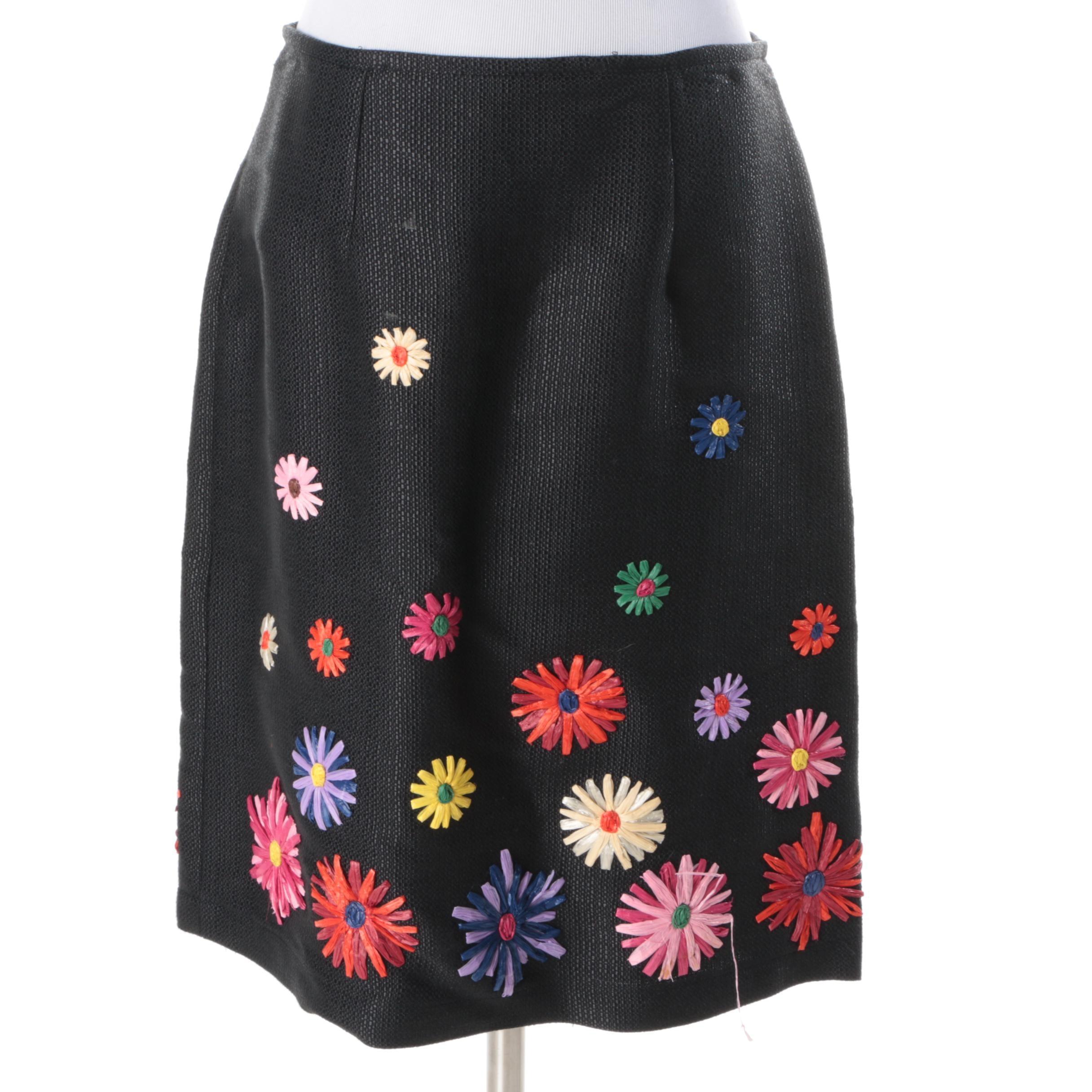 Moschino Jeans Skirt
