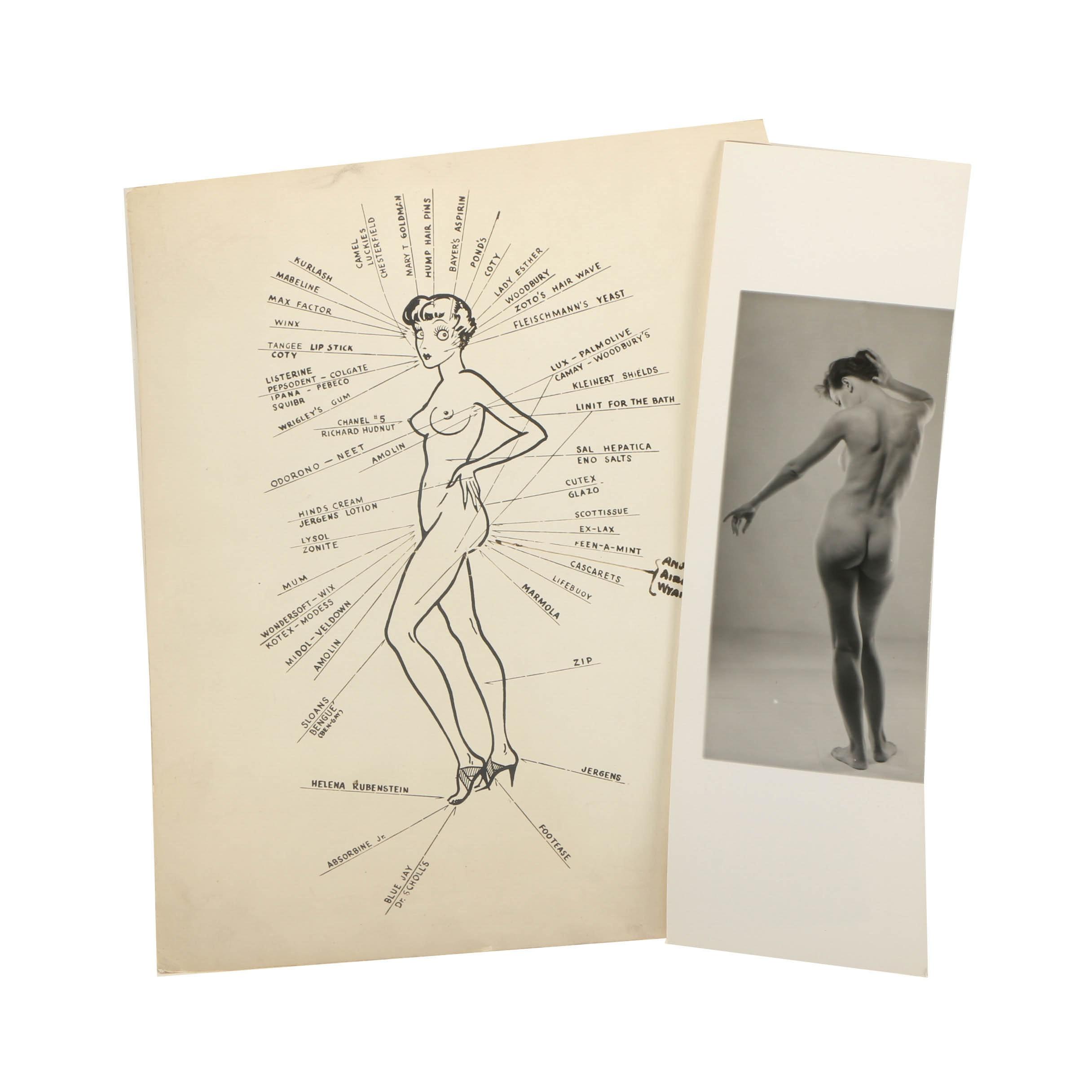 Mid 20th Century Silver Gelatin Photographs