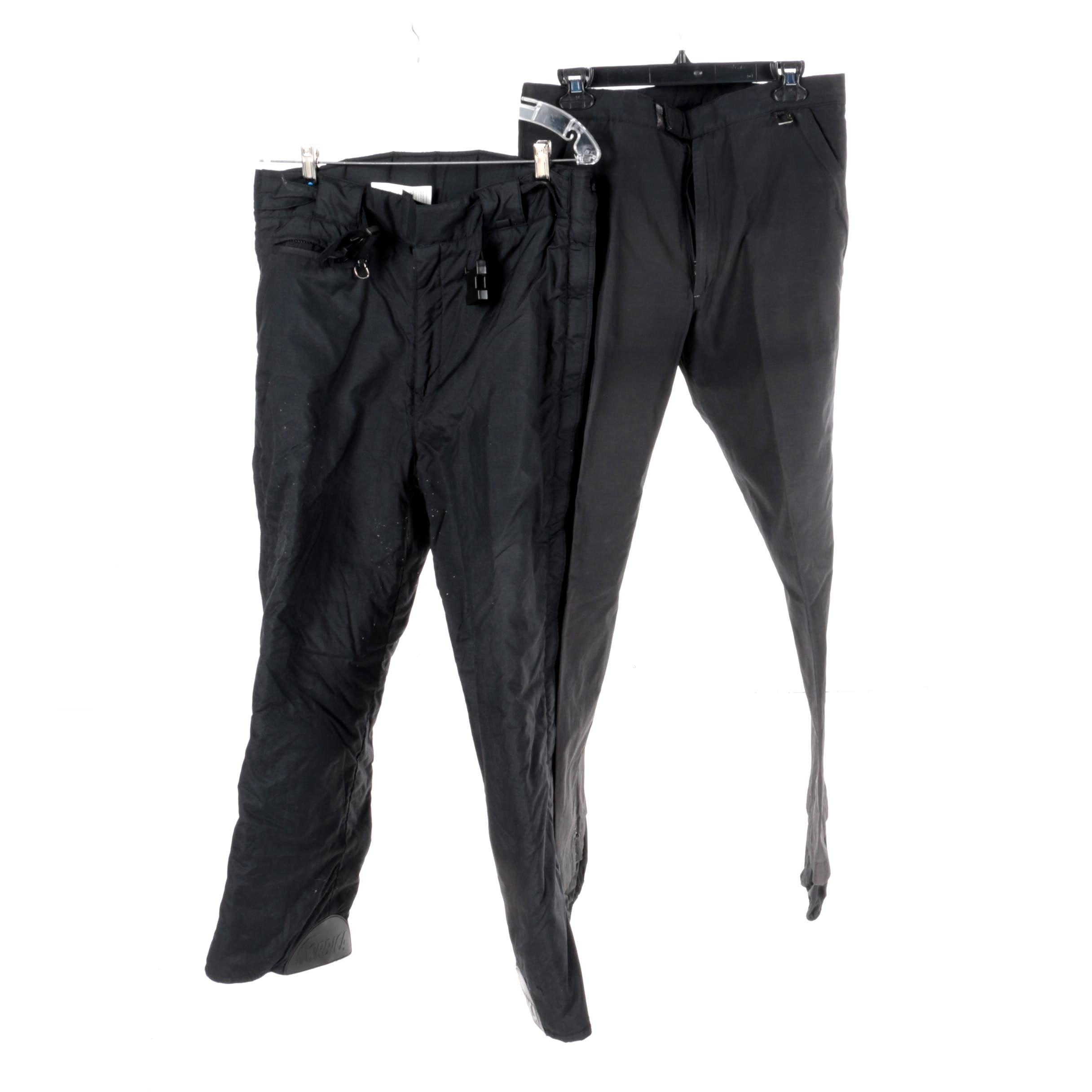 Women's Fera and Nordica Ski Pants