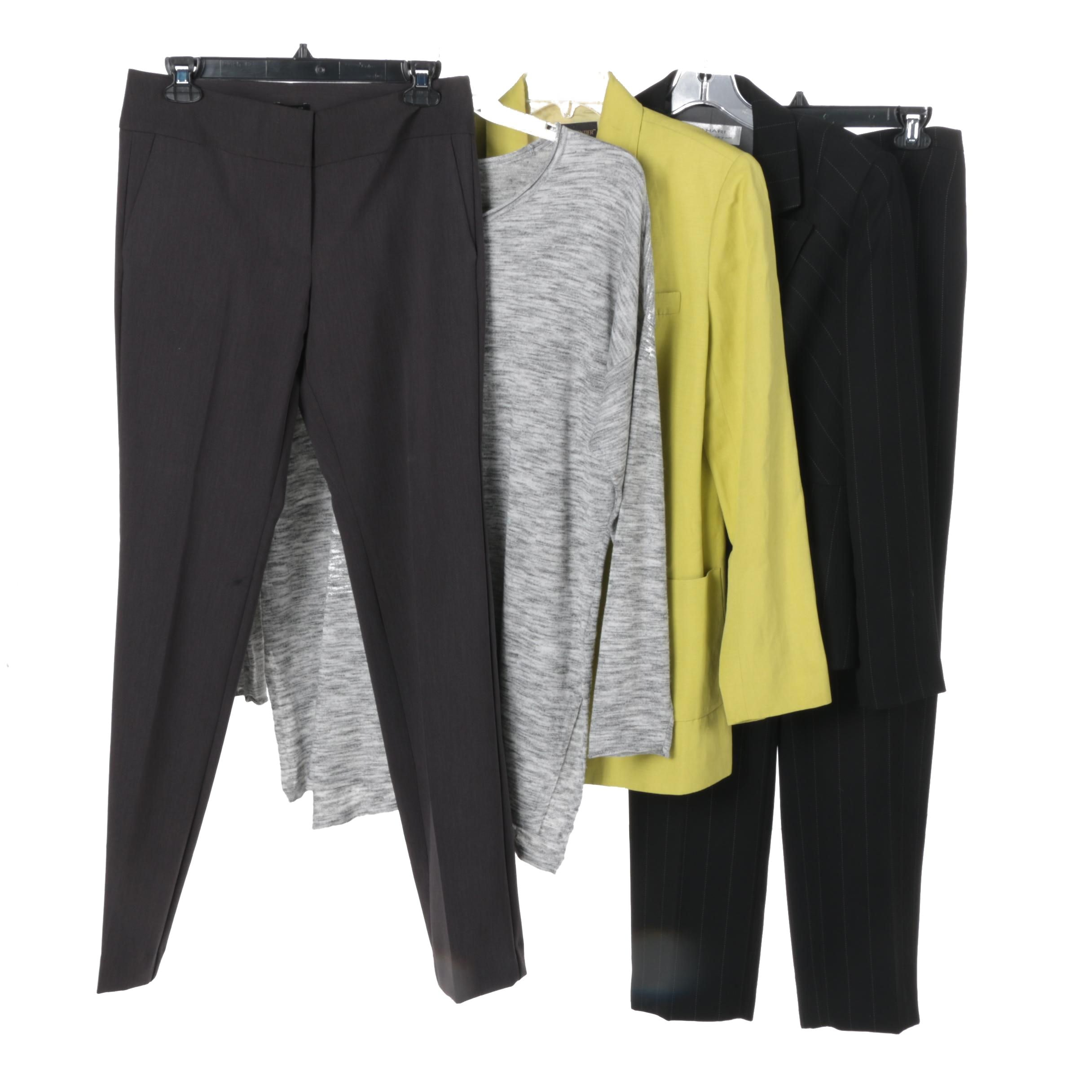 Women's Suits and Separates Including Tahari