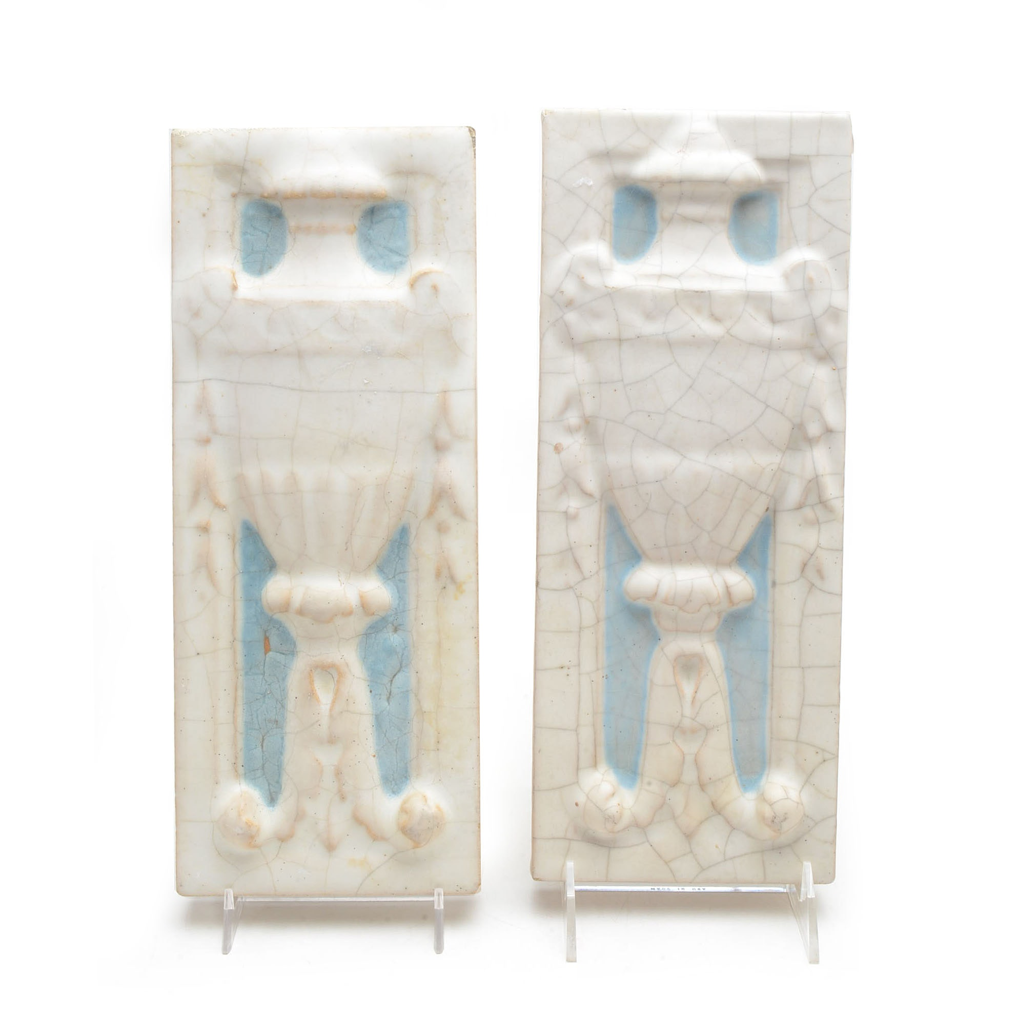 Vintage Rookwood Pottery Faience Tiles