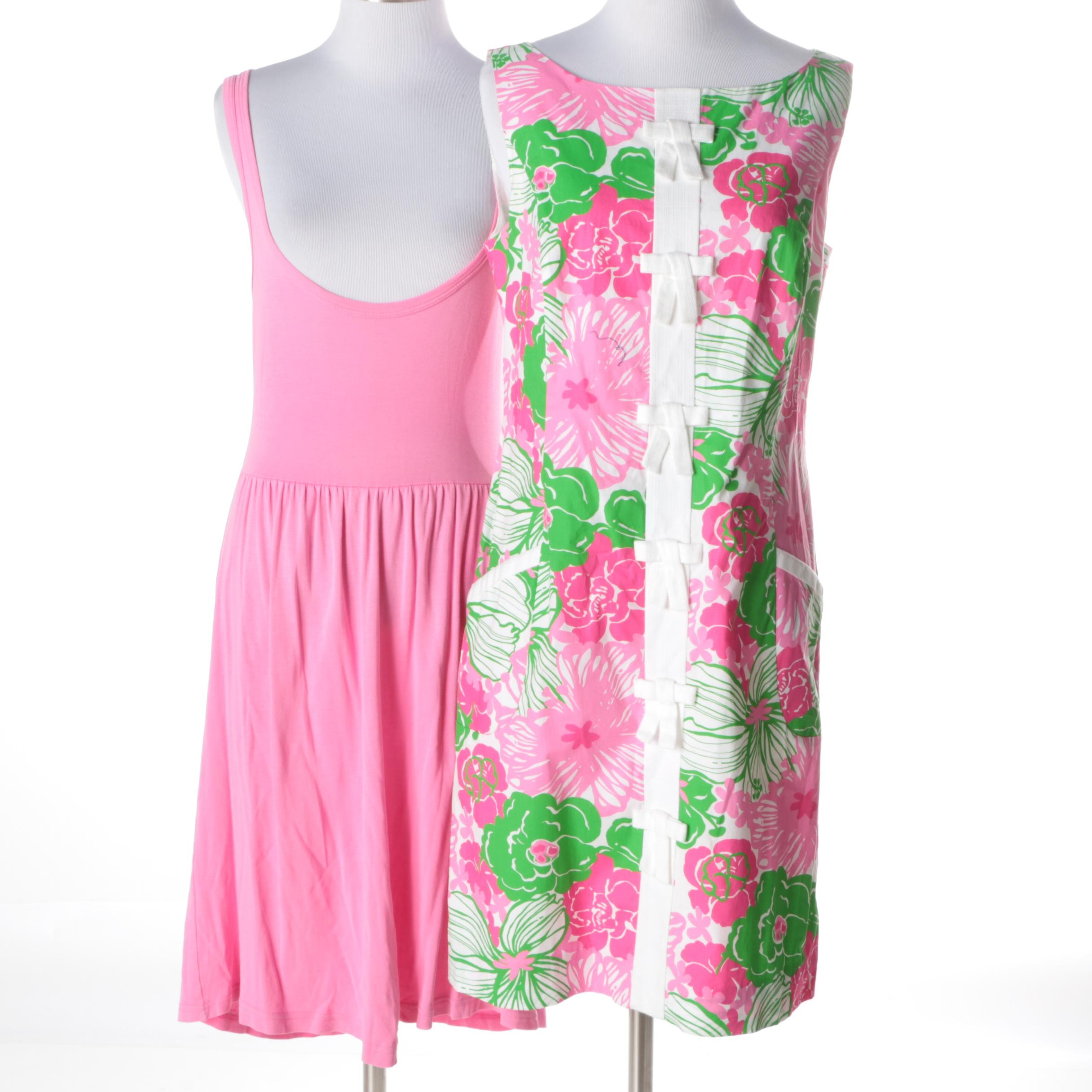 Lilly Pulitzer and Michael Stars Dresses