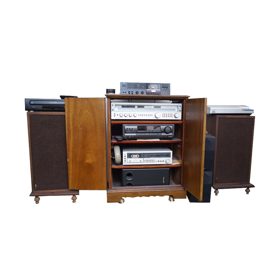 Onkyo, Other Stereo Components
