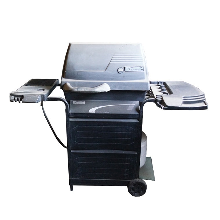 Gas Grill by Kenmore