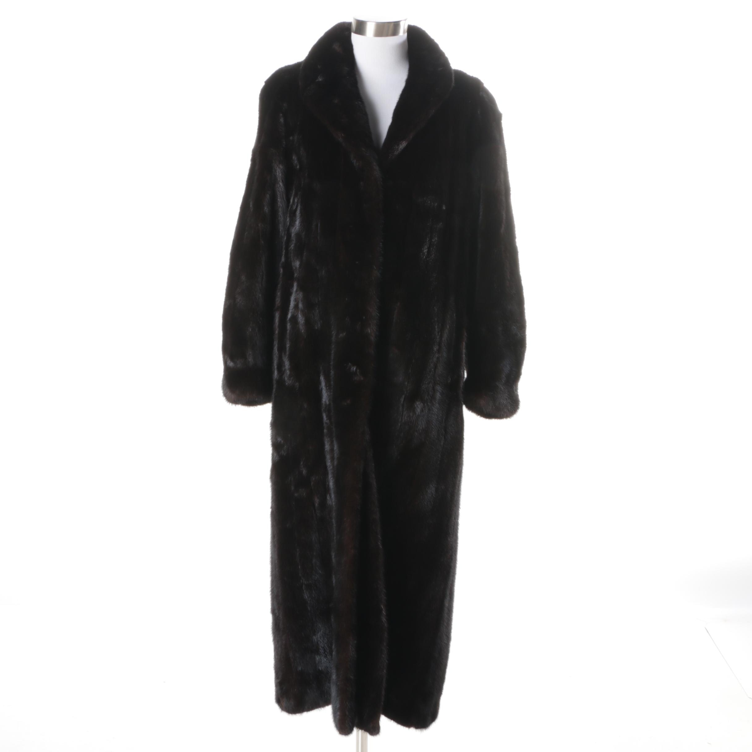 Women's Regency Furs Mink Fur Coat