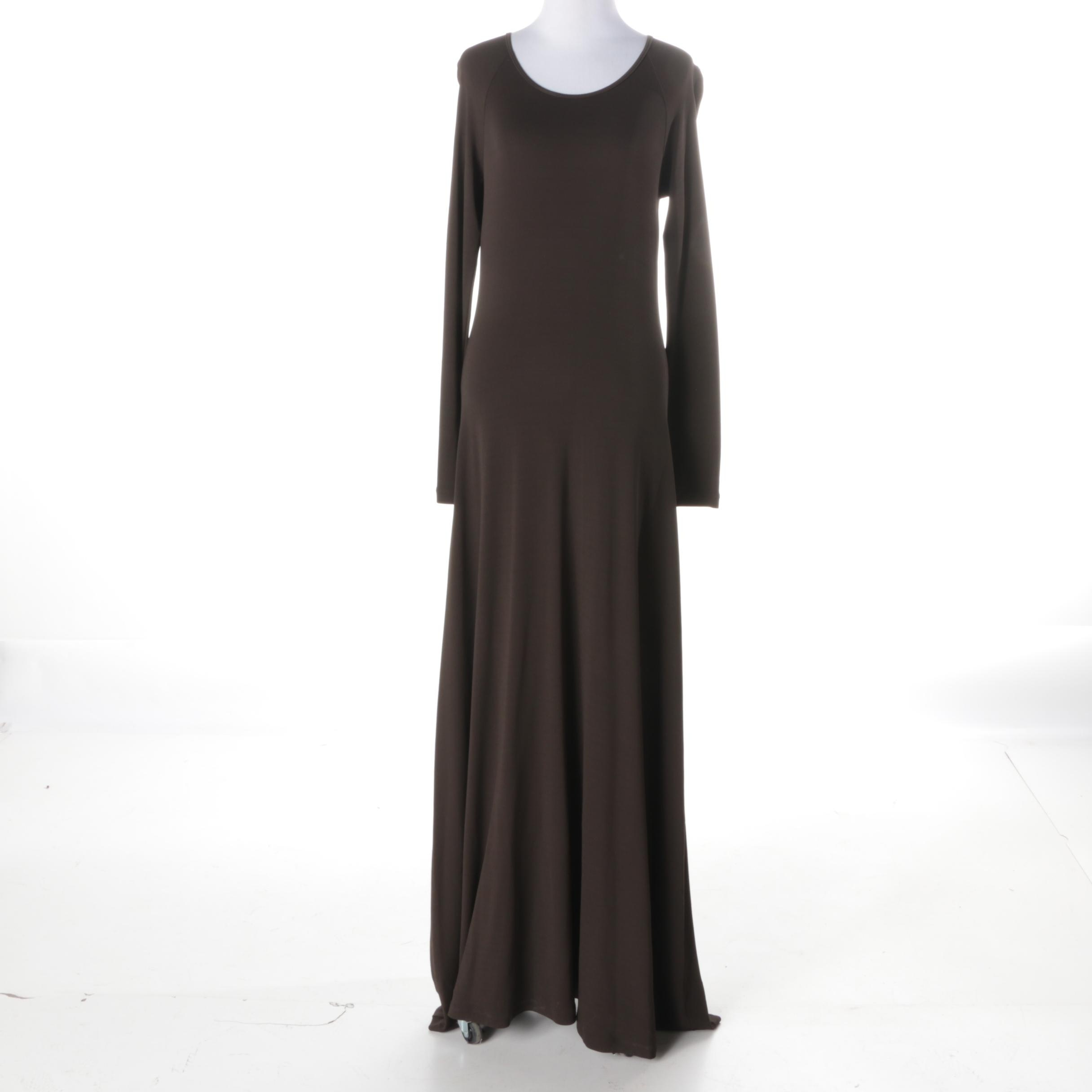 Michael Kors Knit Gown