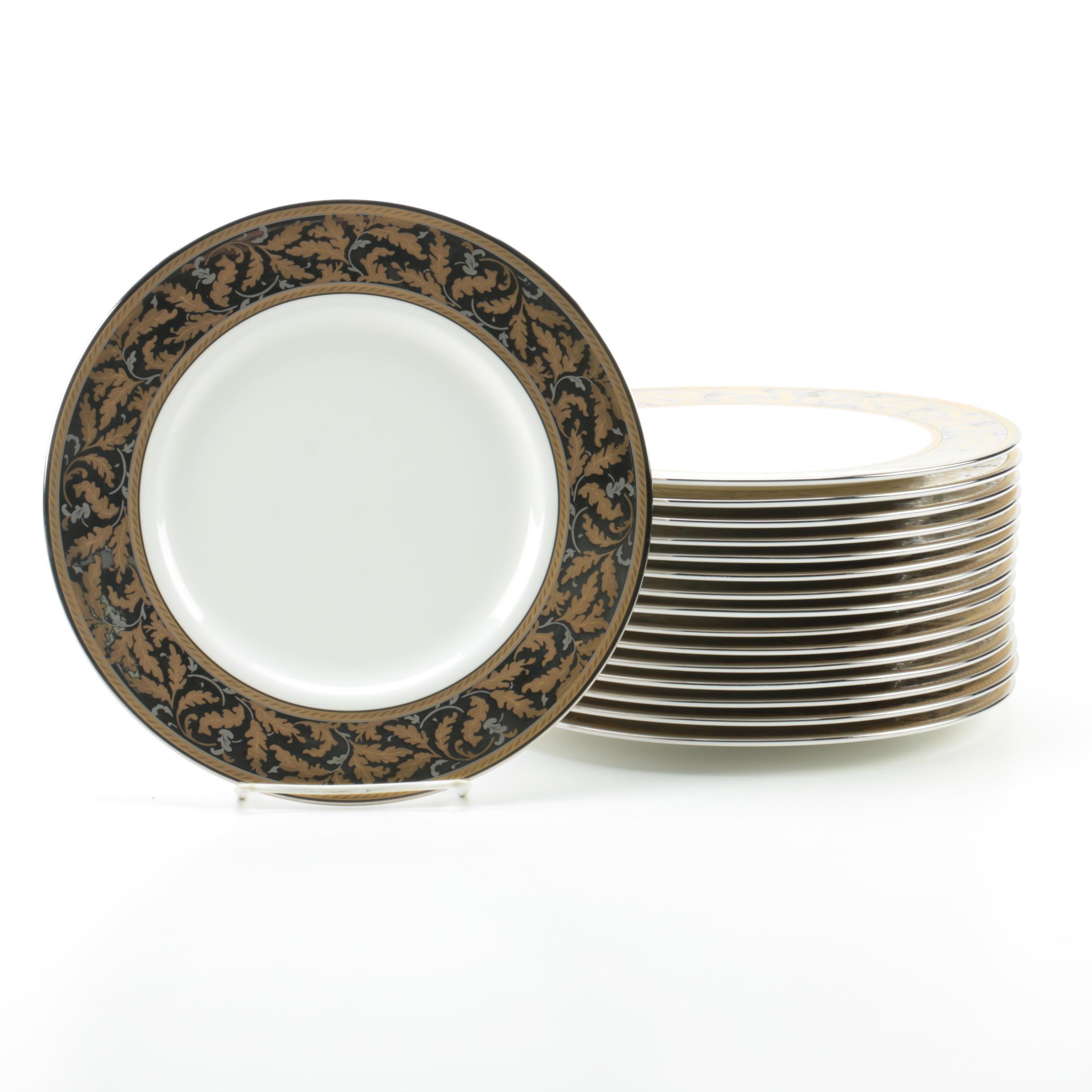 "Lenox ""Landmark"" Luncheon Plates"