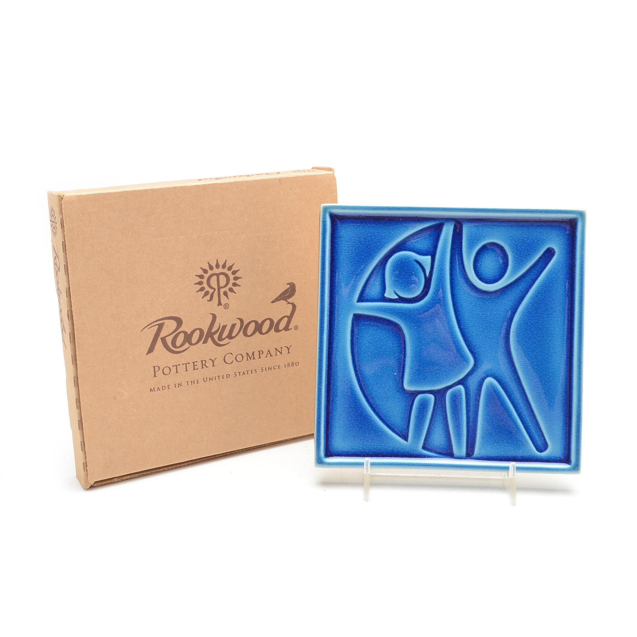 Rookwood Pottery Art Tile, Cincinnati Children's Hospital Medical Center