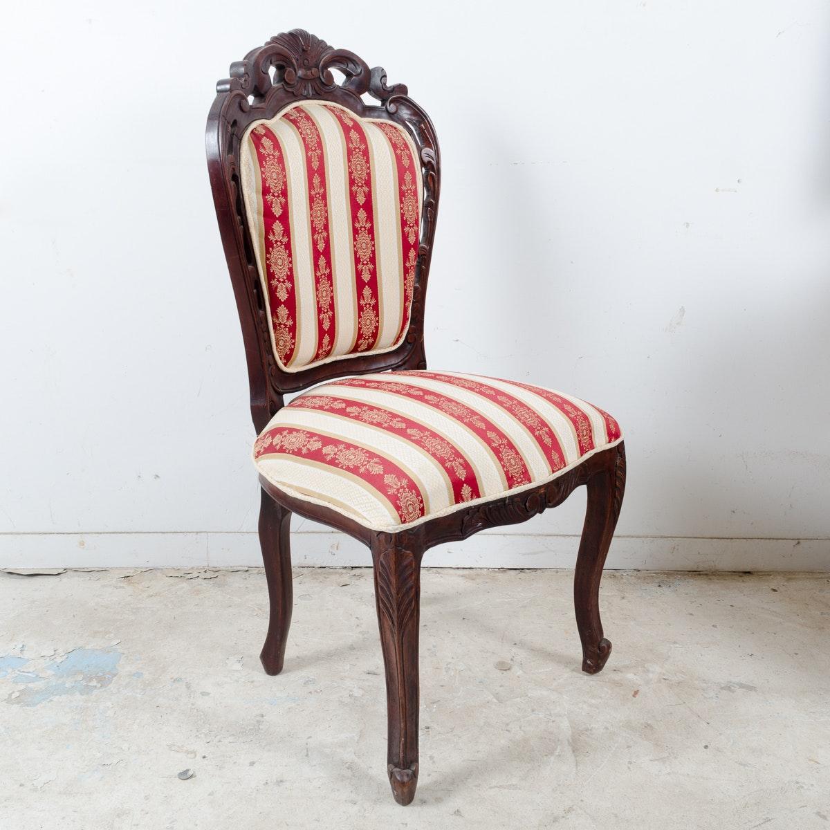 Vintage Louis XV Side Chair