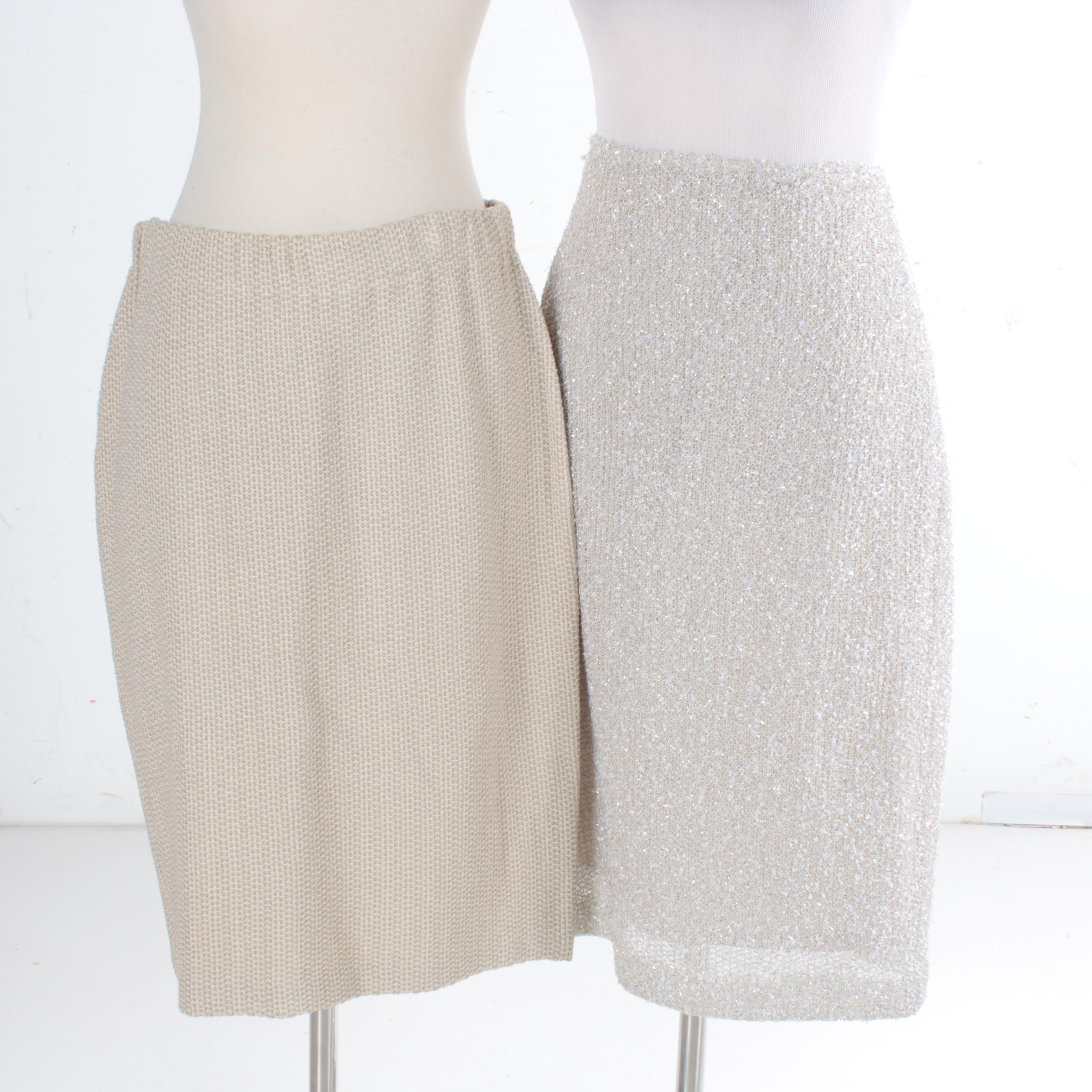 St. John Knit Skirts