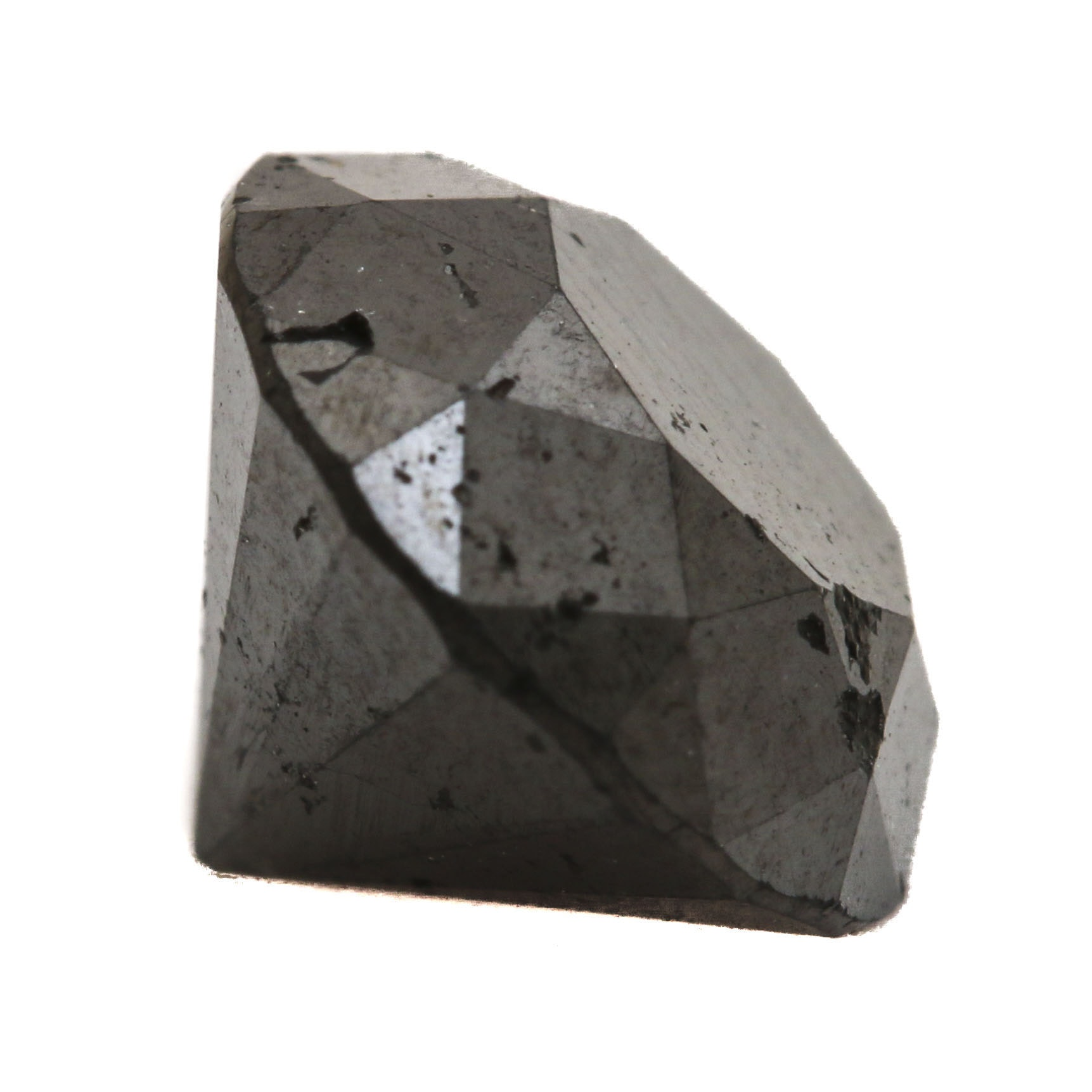Loose 1.54 CT Black Diamond