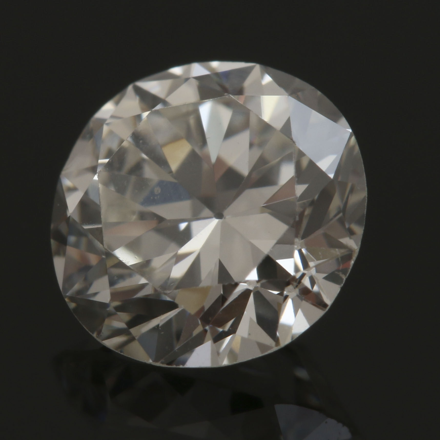 Loose 0.52 CT Diamond