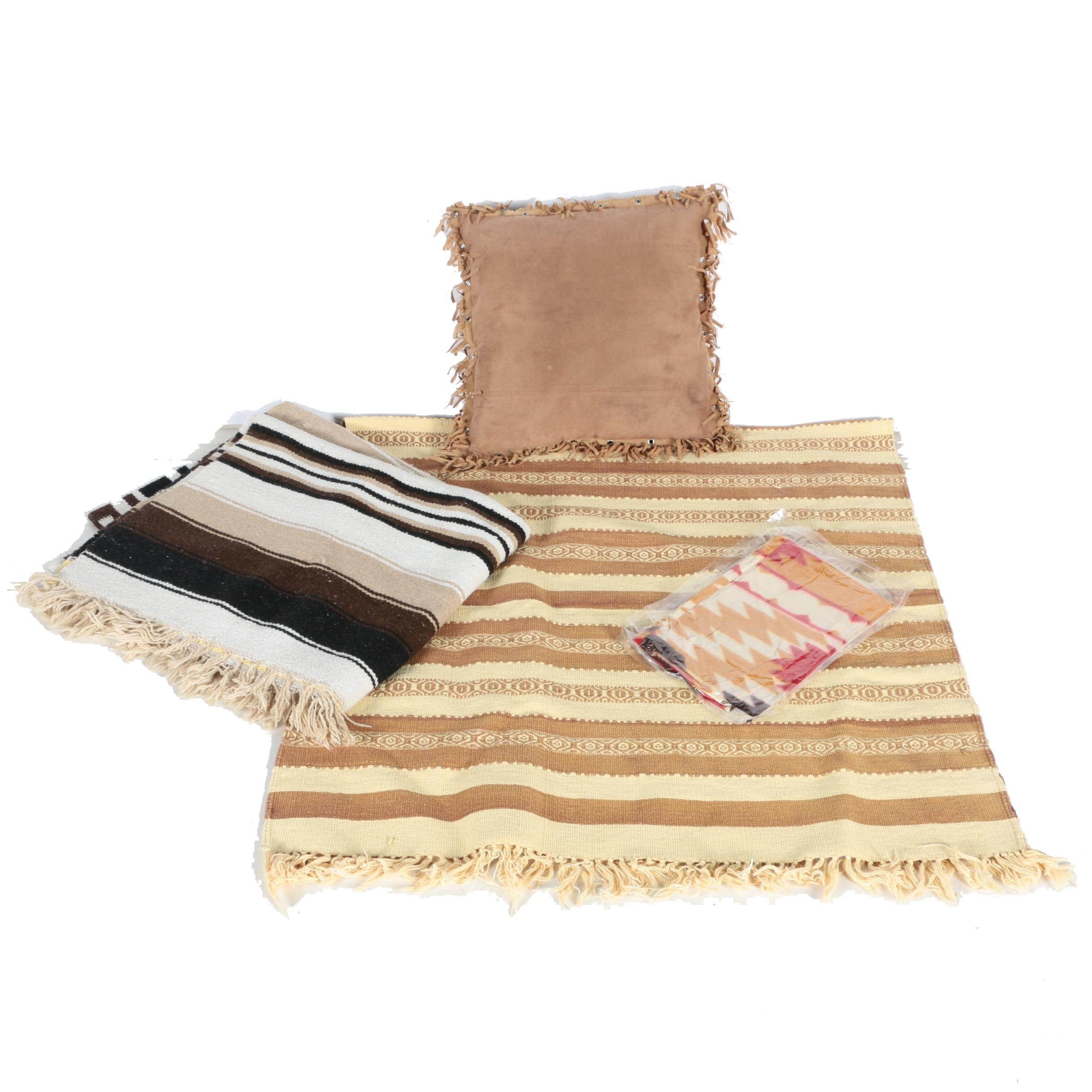 Handwoven Mexican Textiles