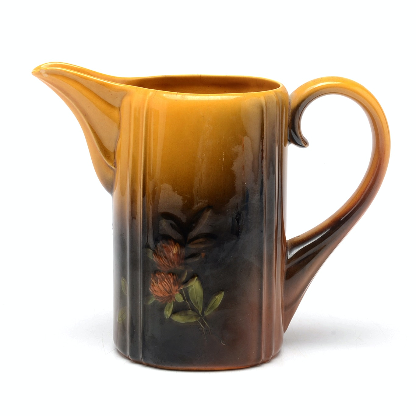 1891 Rookwood Pottery Pitcher by Olga Geneva Reed