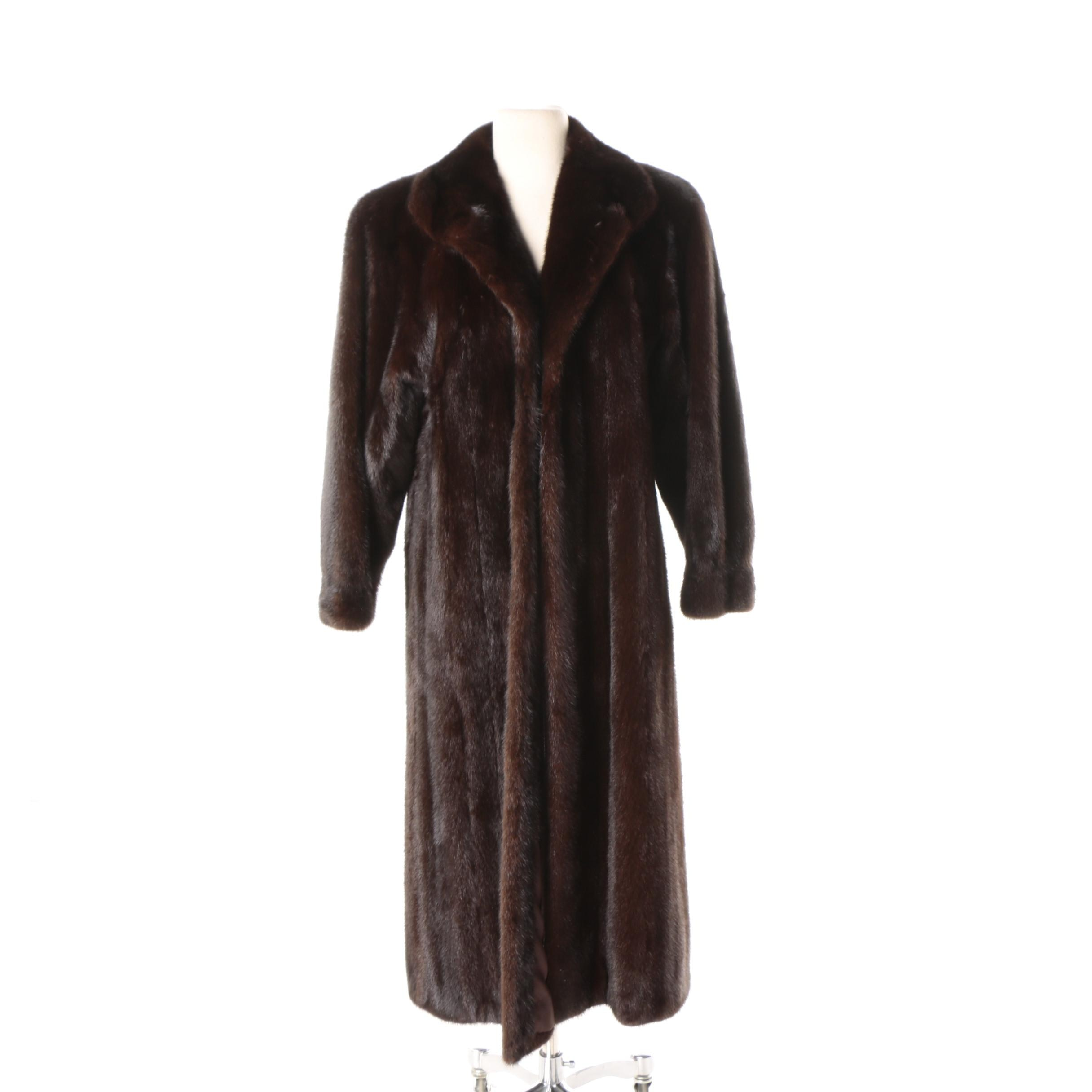 Women's Thomas E. McElroy Mink Fur Coat