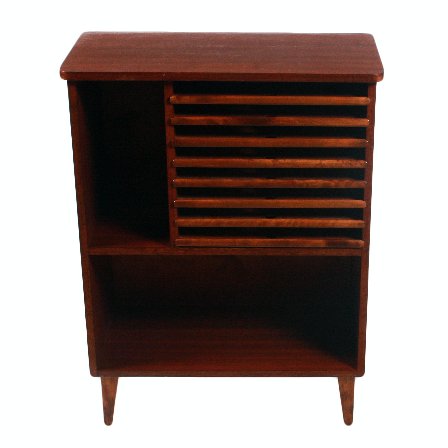 Scandinavian Modern Storage Cabinet