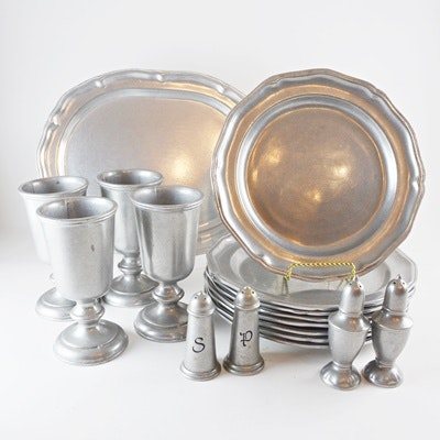 Carson Pewter Collection