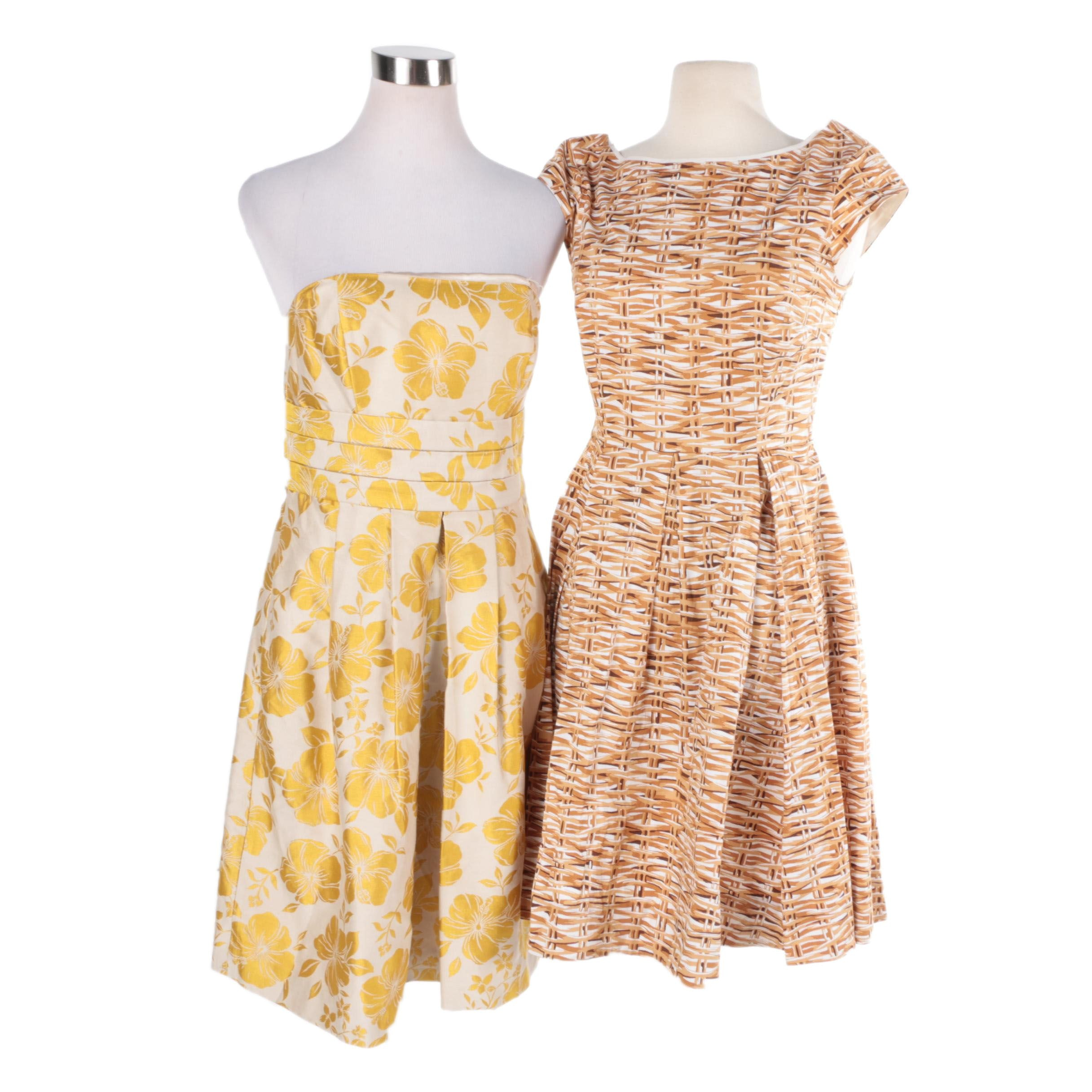 Ann Taylor and Kate Spade Cocktail Dresses