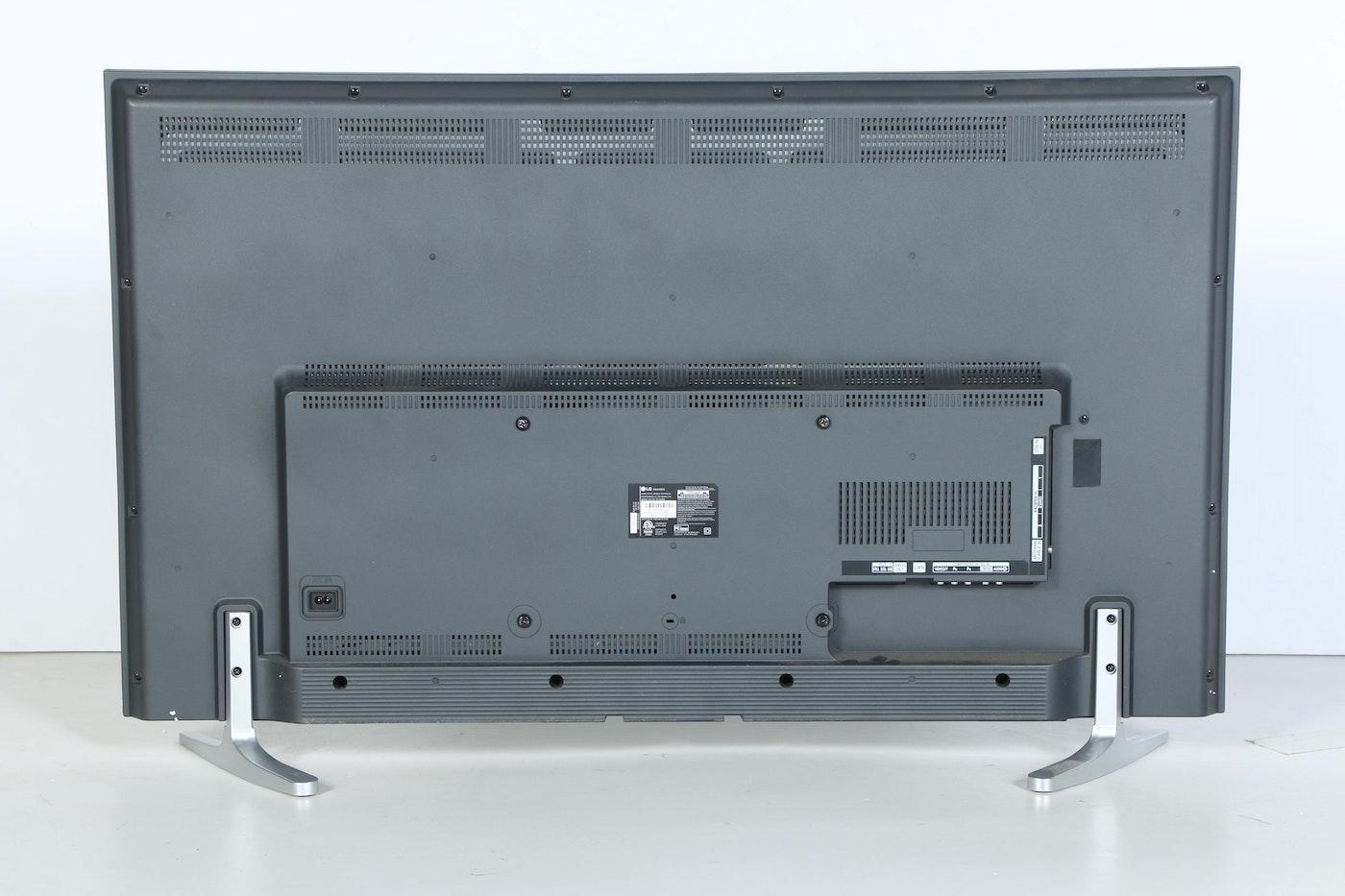 LG 50 4K UHD Smart TV EBTH