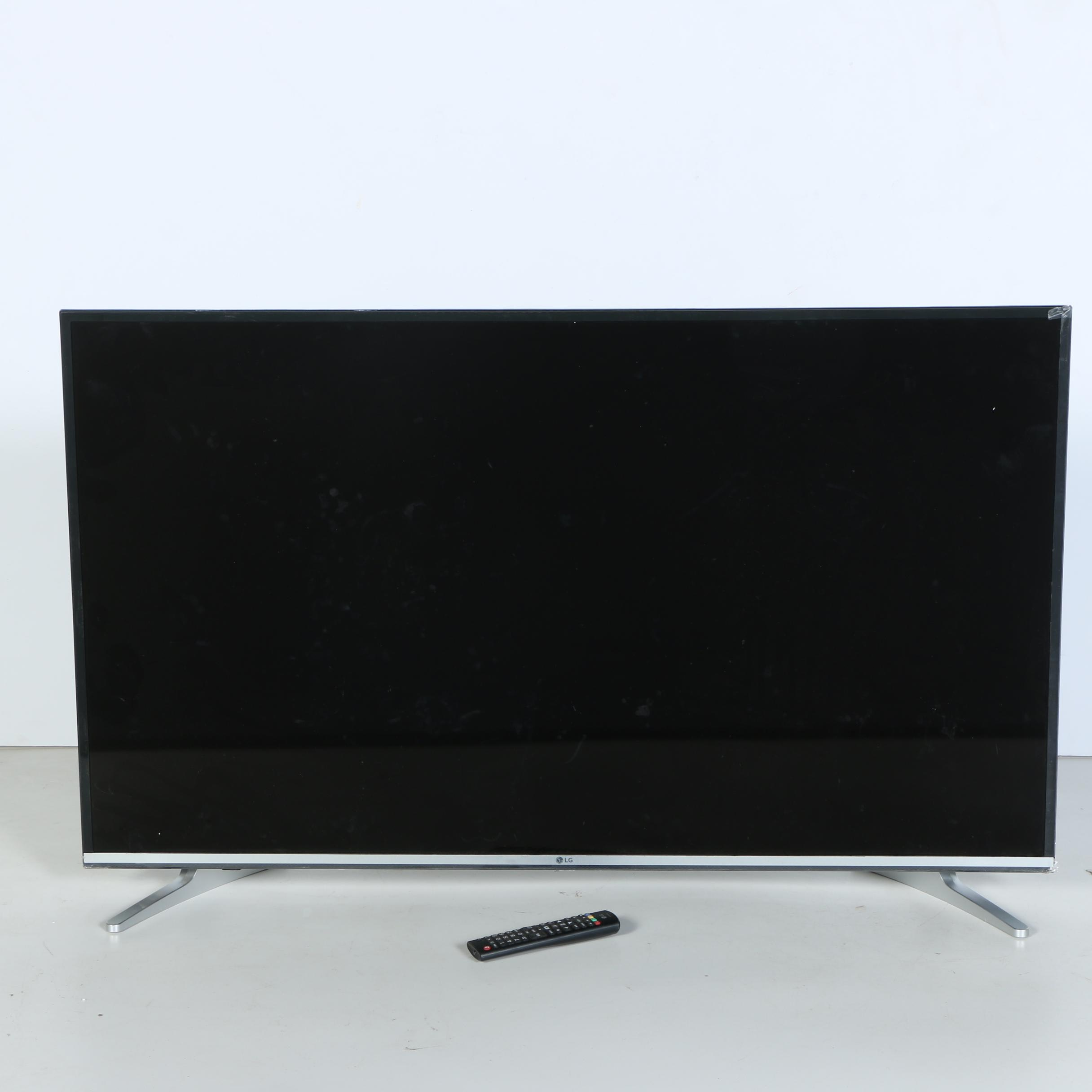 "LG 50"" 4K UHD Smart TV"