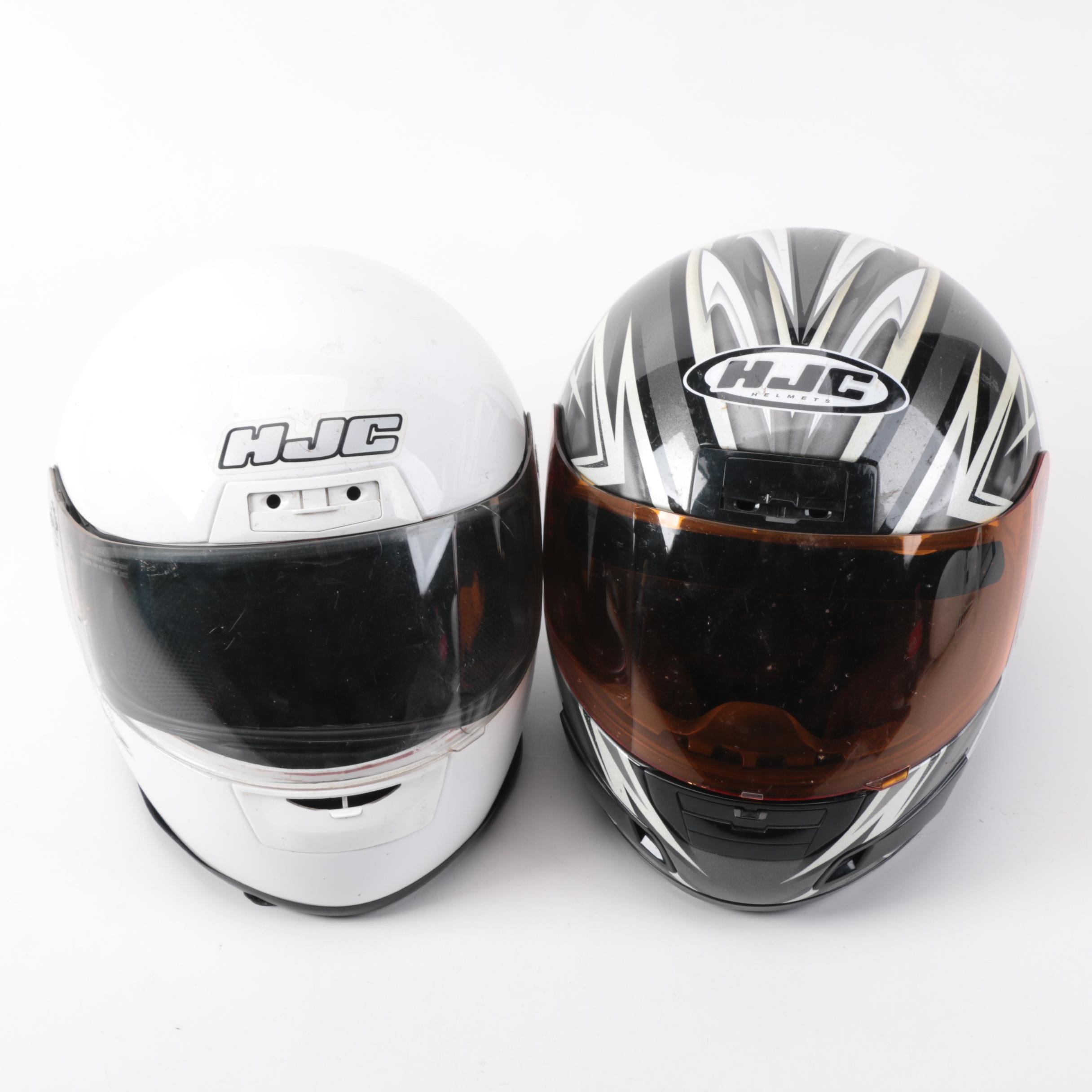 HJC Full Face Motorcycle Helmets