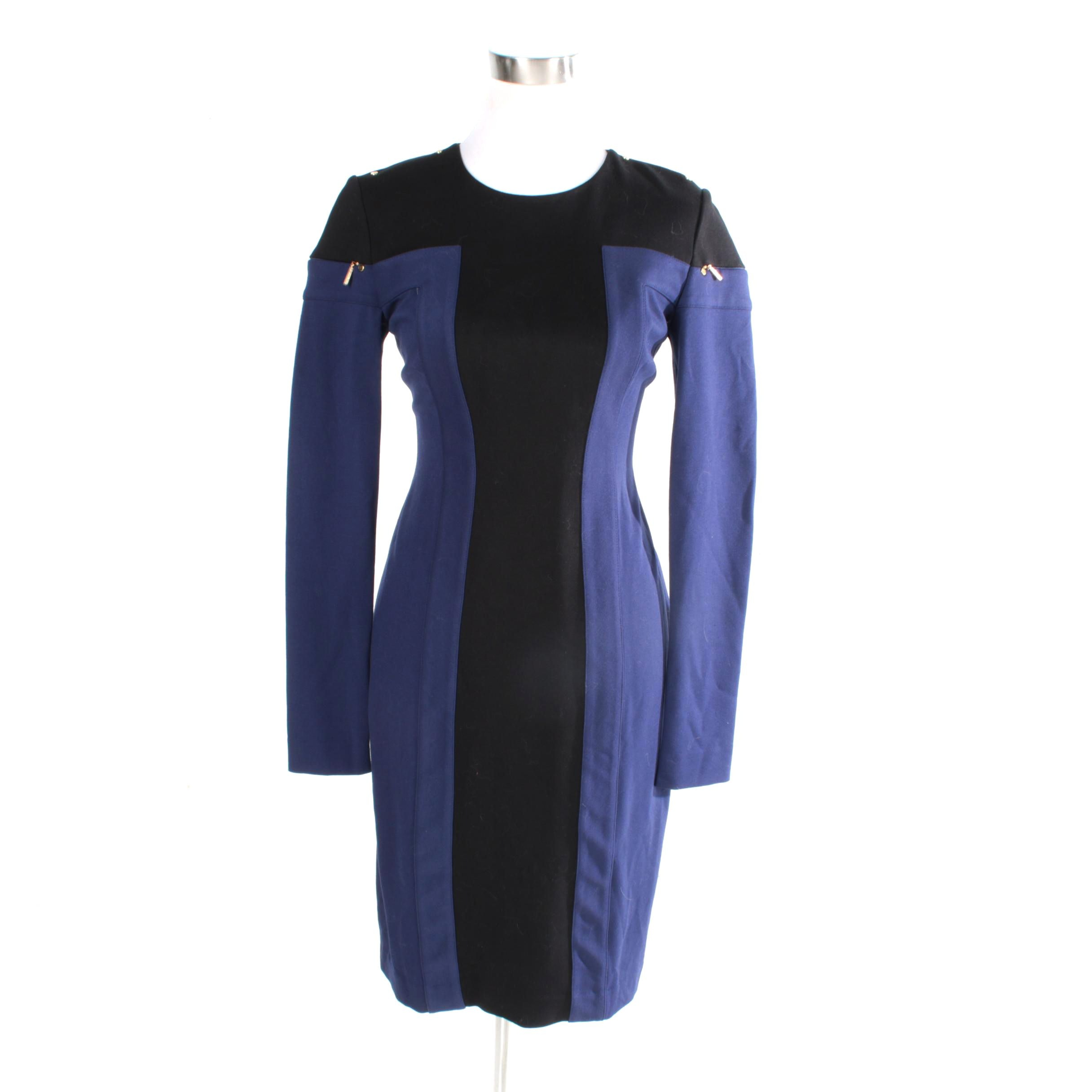 Rachel Roy Color Block Dress