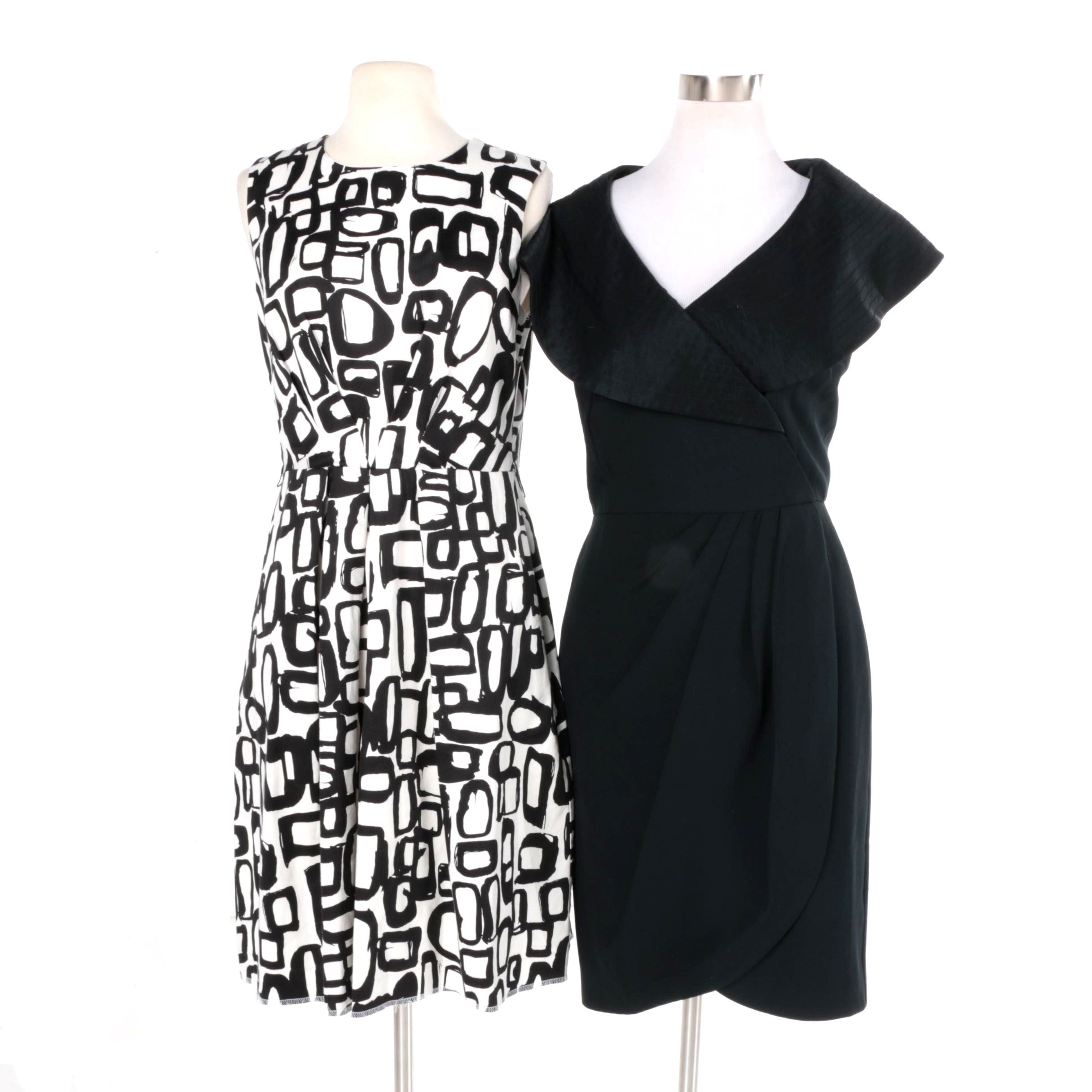Trina Turk and Scaasi Dresses
