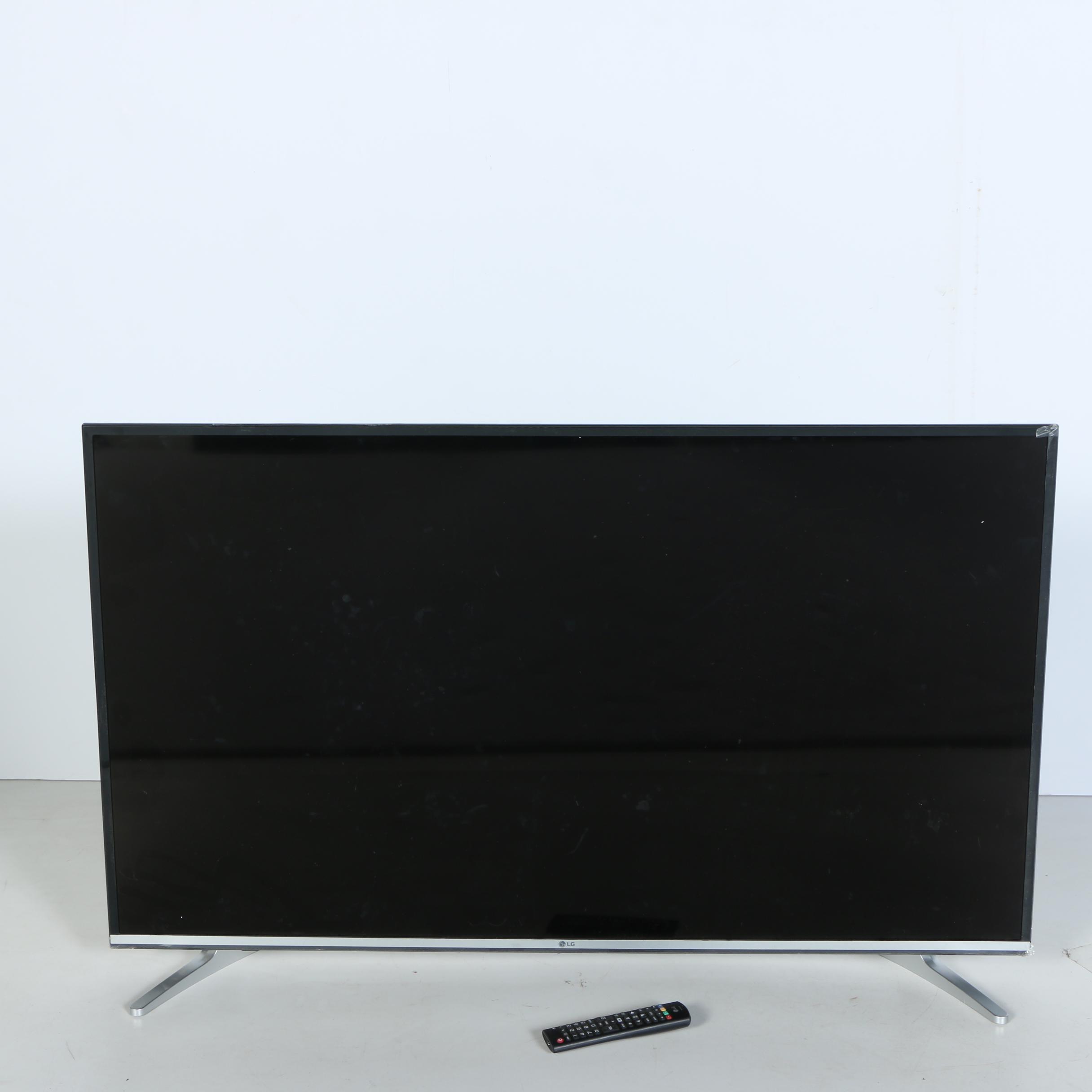 "LG 50"" 4K UHD Smart TV"