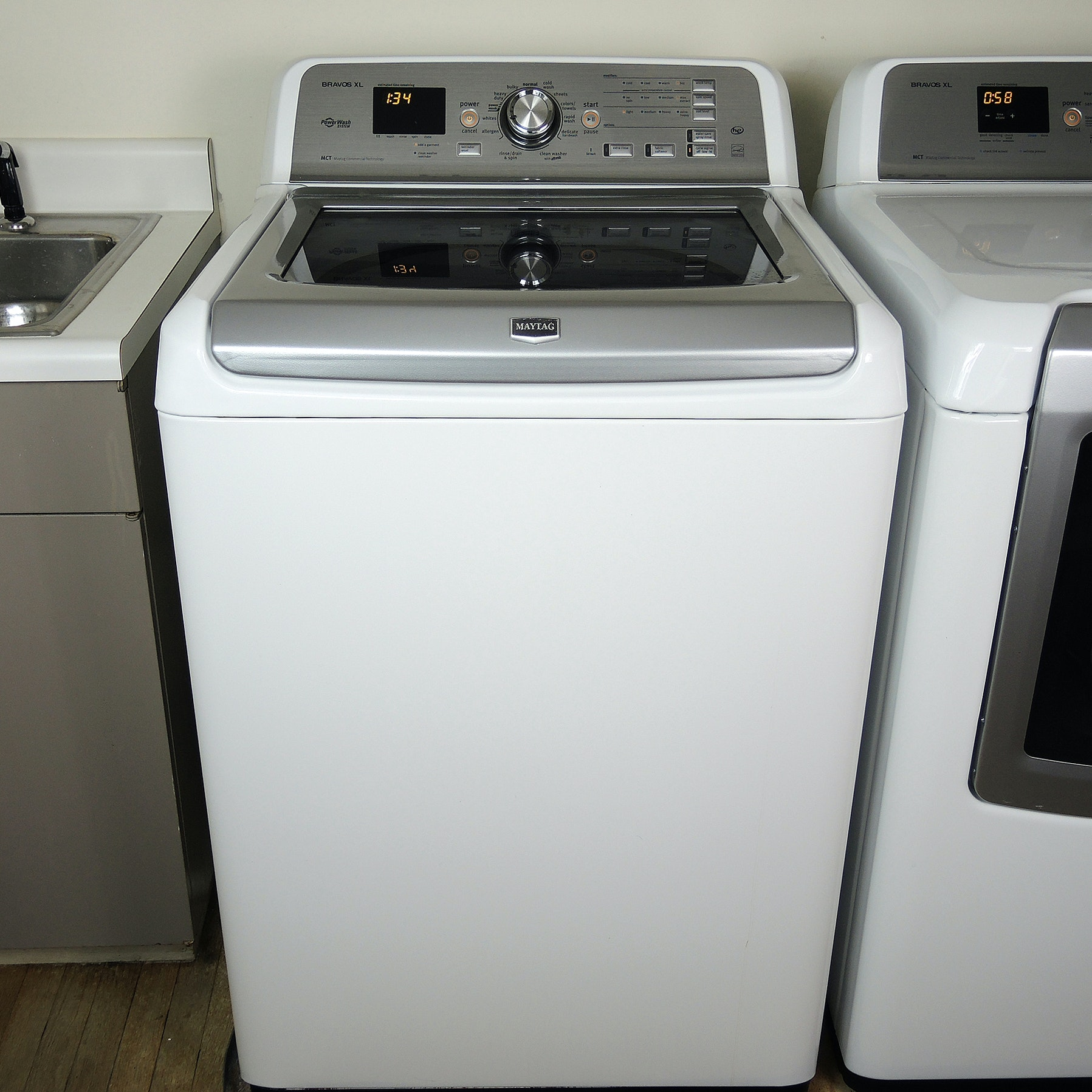 Maytag Bravos LX Washing Machine