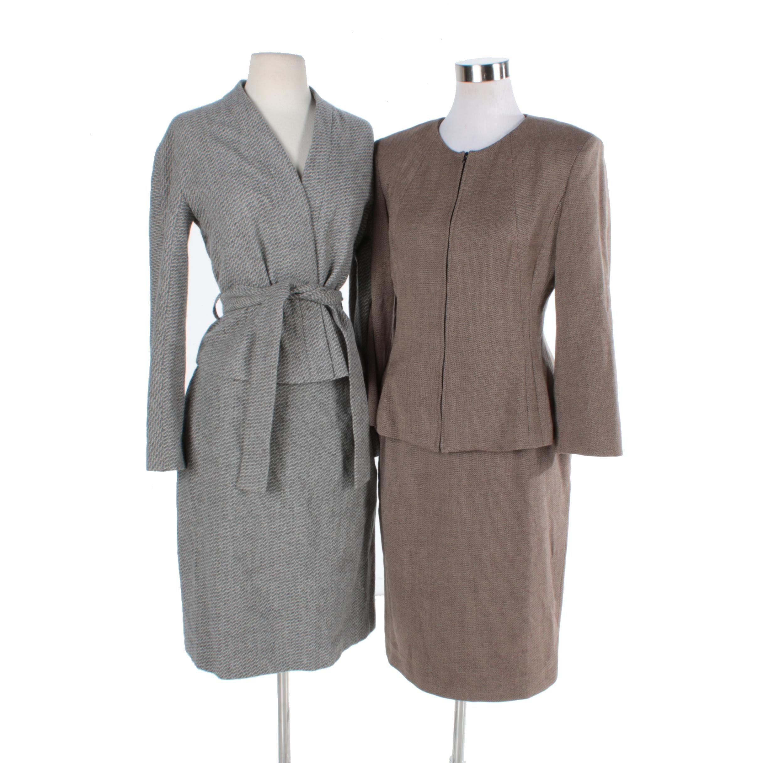 Skirt Suits Including Charles Chang-Lima