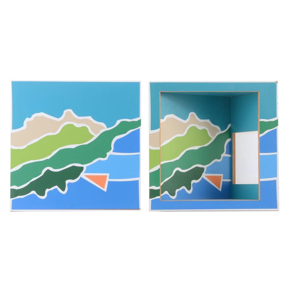 Cincinnati Children's Hospital Medical Center Mural Panels