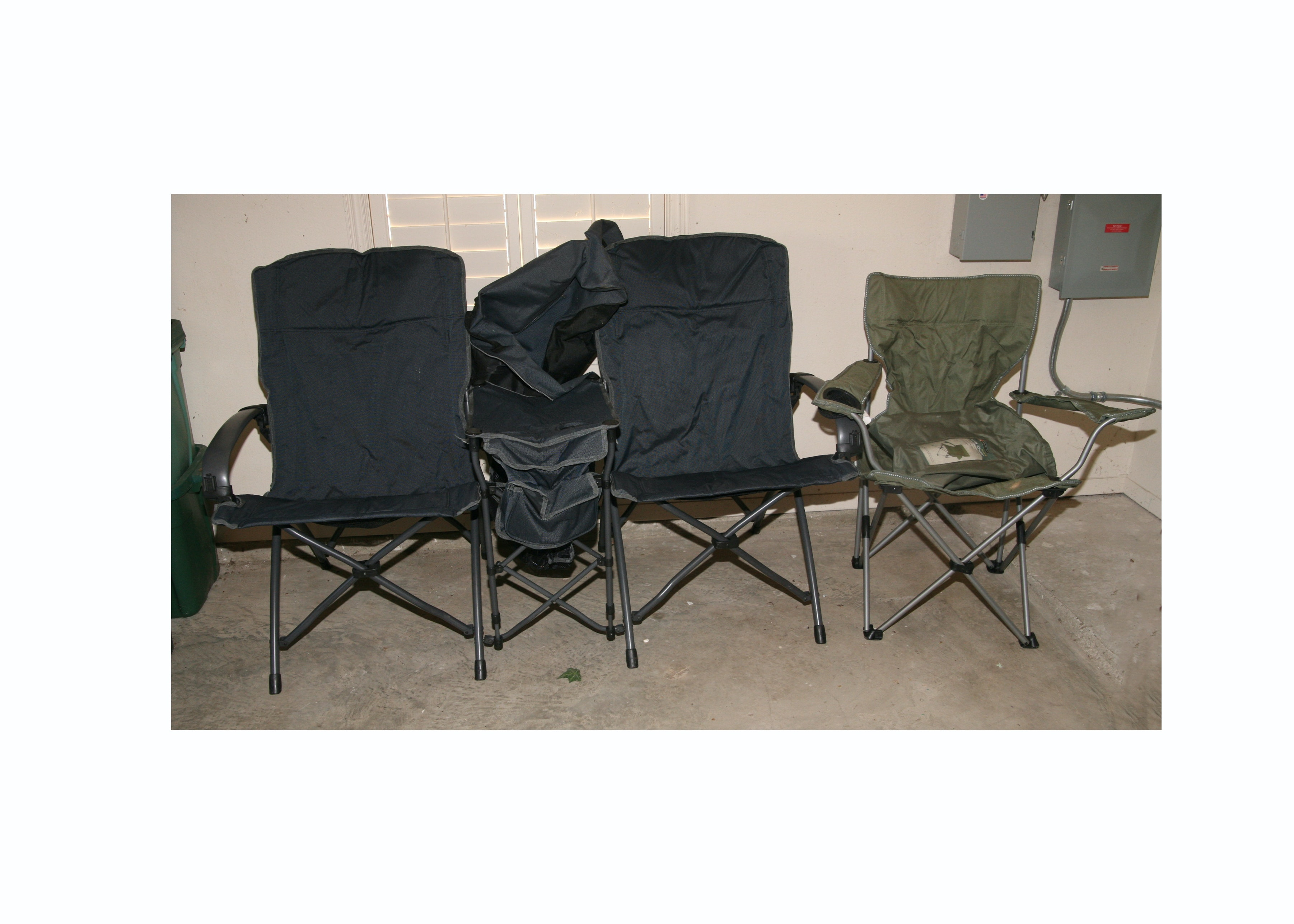 Folding Armchairs Including Ozark Trail