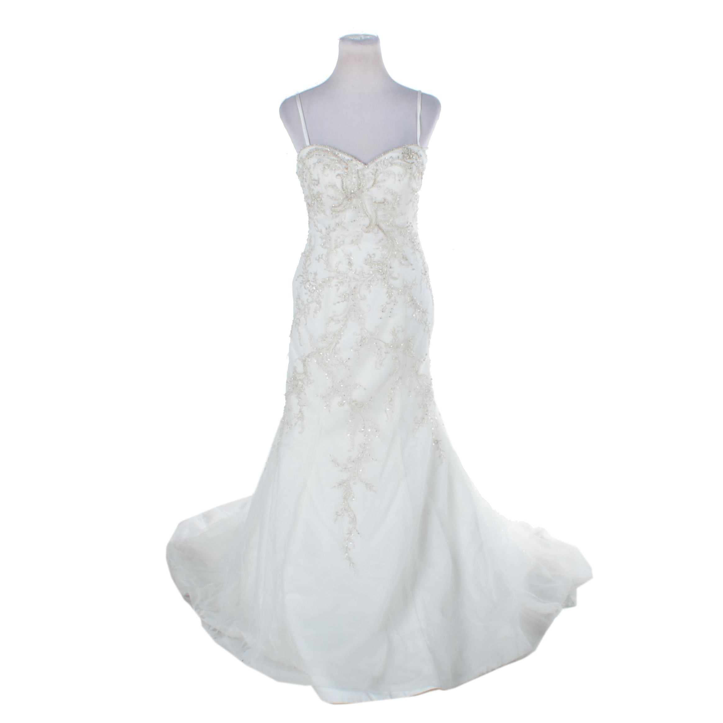 Lovelle by Lazaro Wedding Gown