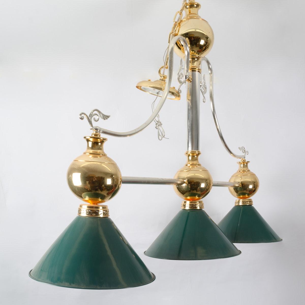 Billiard Table Pendant Light