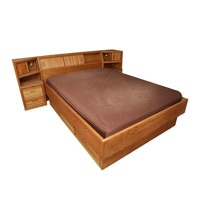 Full Size Heaboard Queen Bed