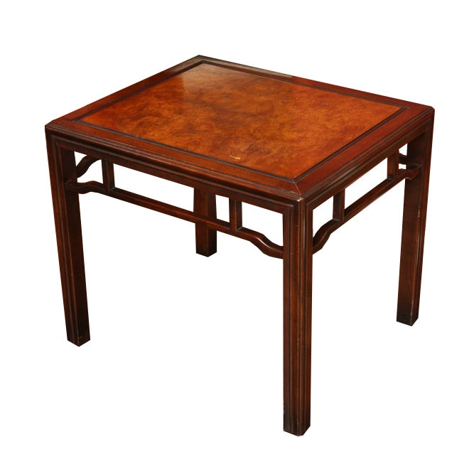 """Vintage """"Tai-Ming"""" Side Table by Drexel"""