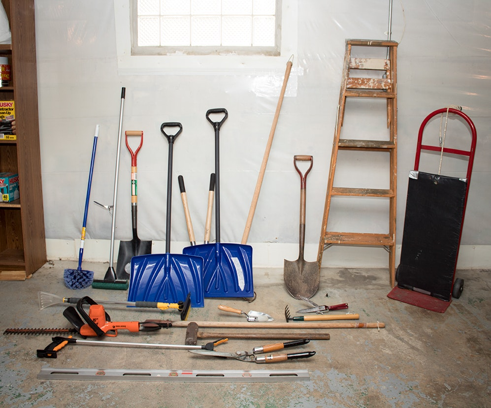 Lawn and Garden Tools and Hand Truck