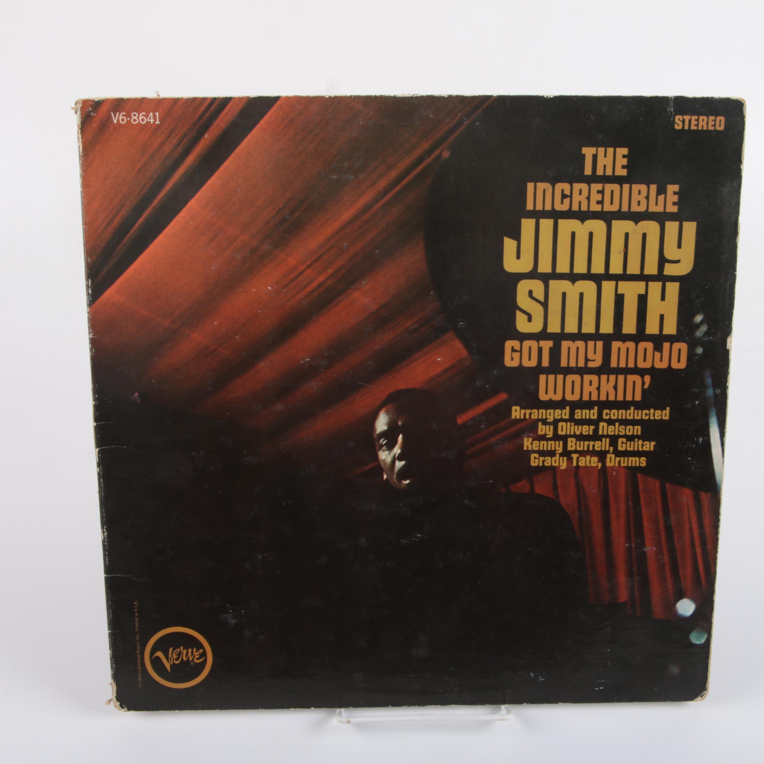 Sarah Vaughan, The Ink Spots, Chico Hamilton, Jimmy Smith ...