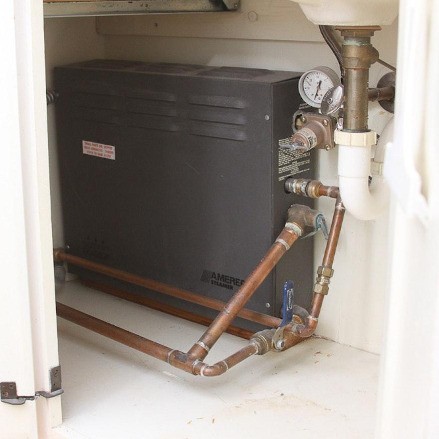 amerec steam shower generator - Steam Shower Generator