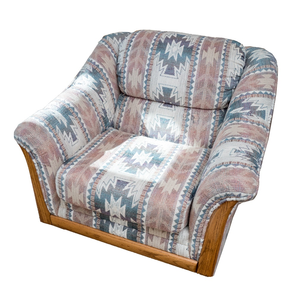Southwest Inspired Armchair by Yellowstone
