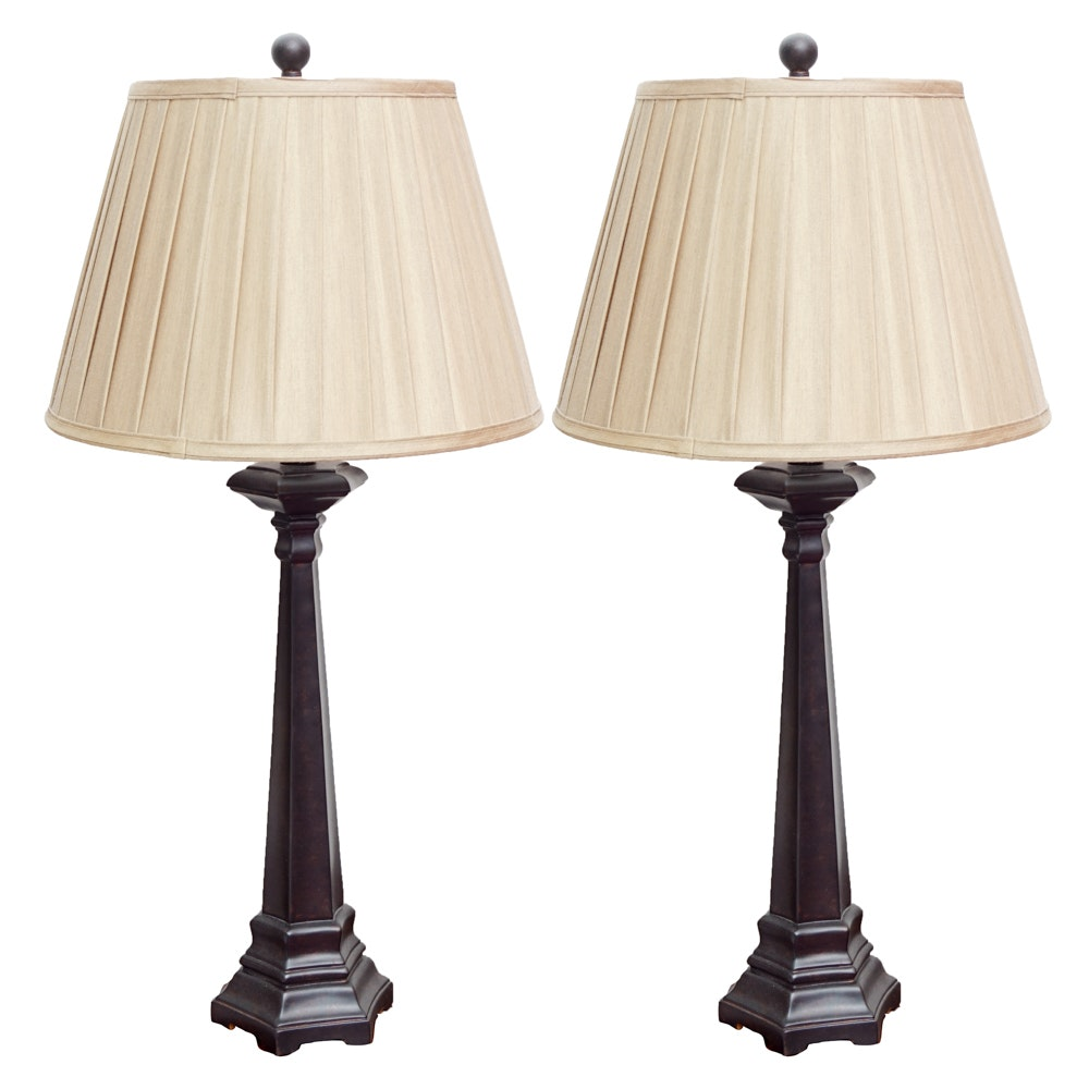 Pair of Anthony Table Lamps