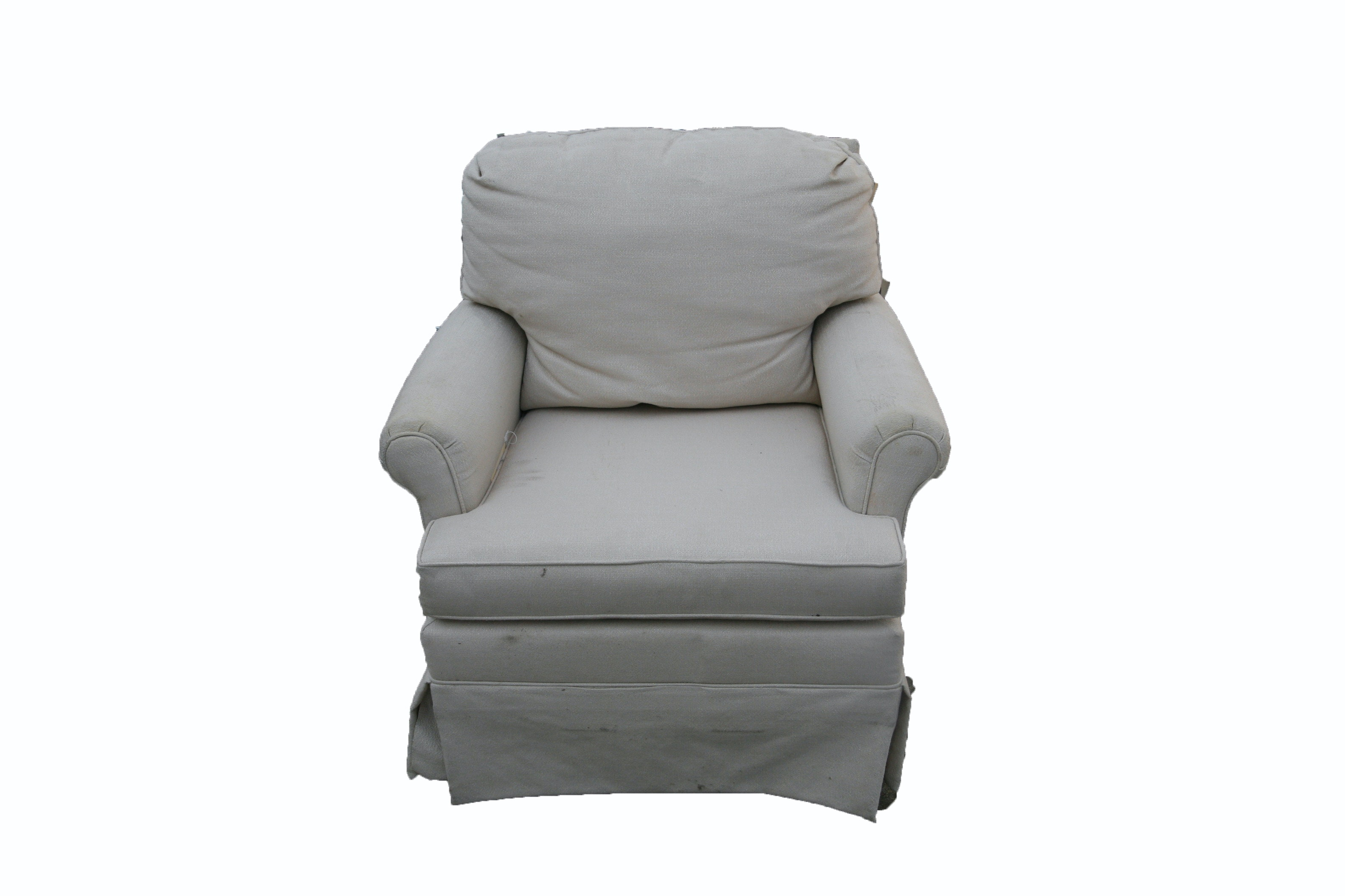 Upholstered Club Chair by Best Chairs, Inc.