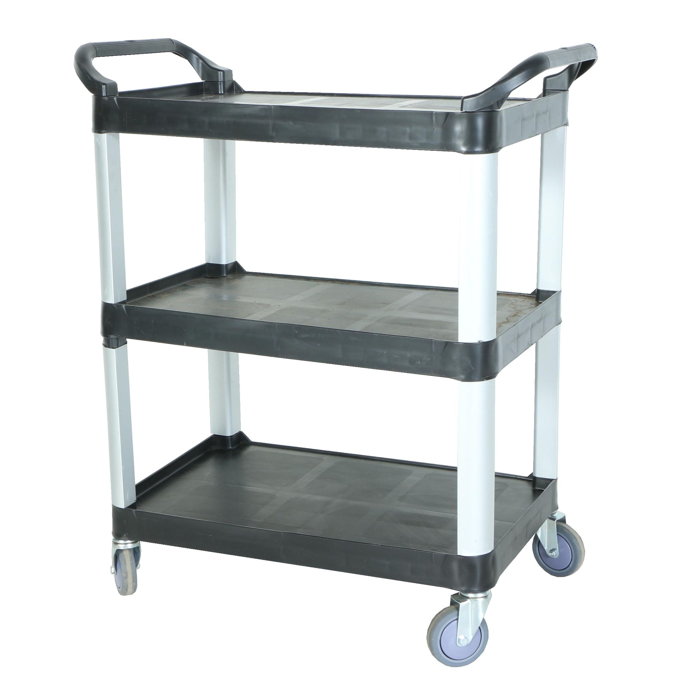 Plastic Rolling Utility Cart