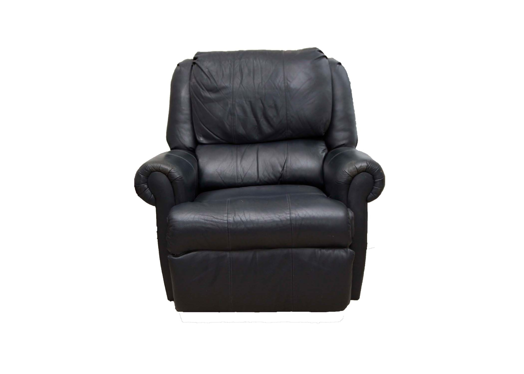 Leather Barcalounger Recliner