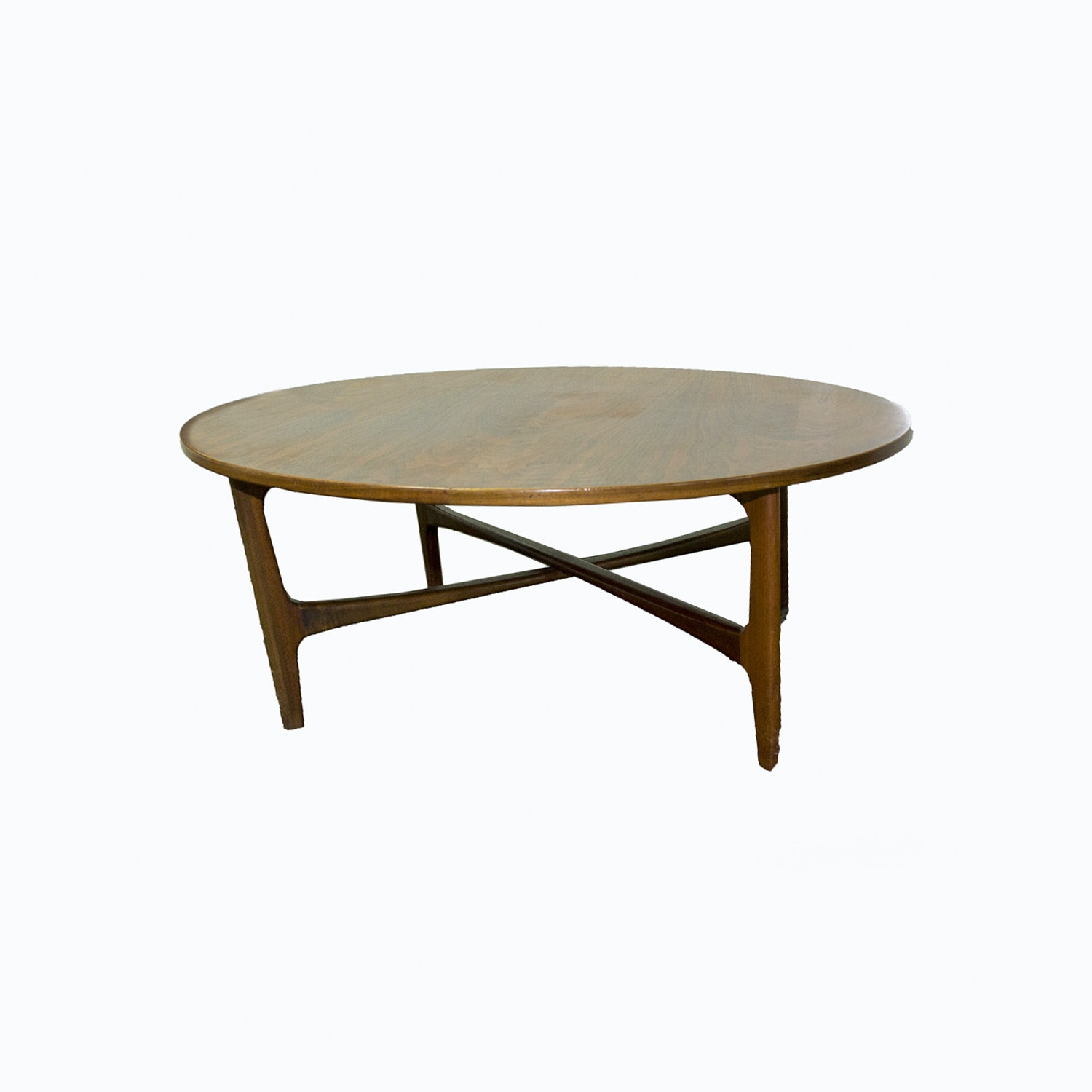 Danish Modern Teak Coffee Table by Dux