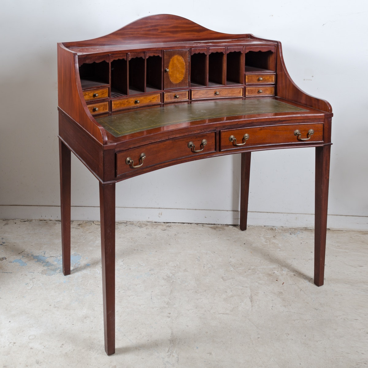 Ladies Mahogany Writing Desk